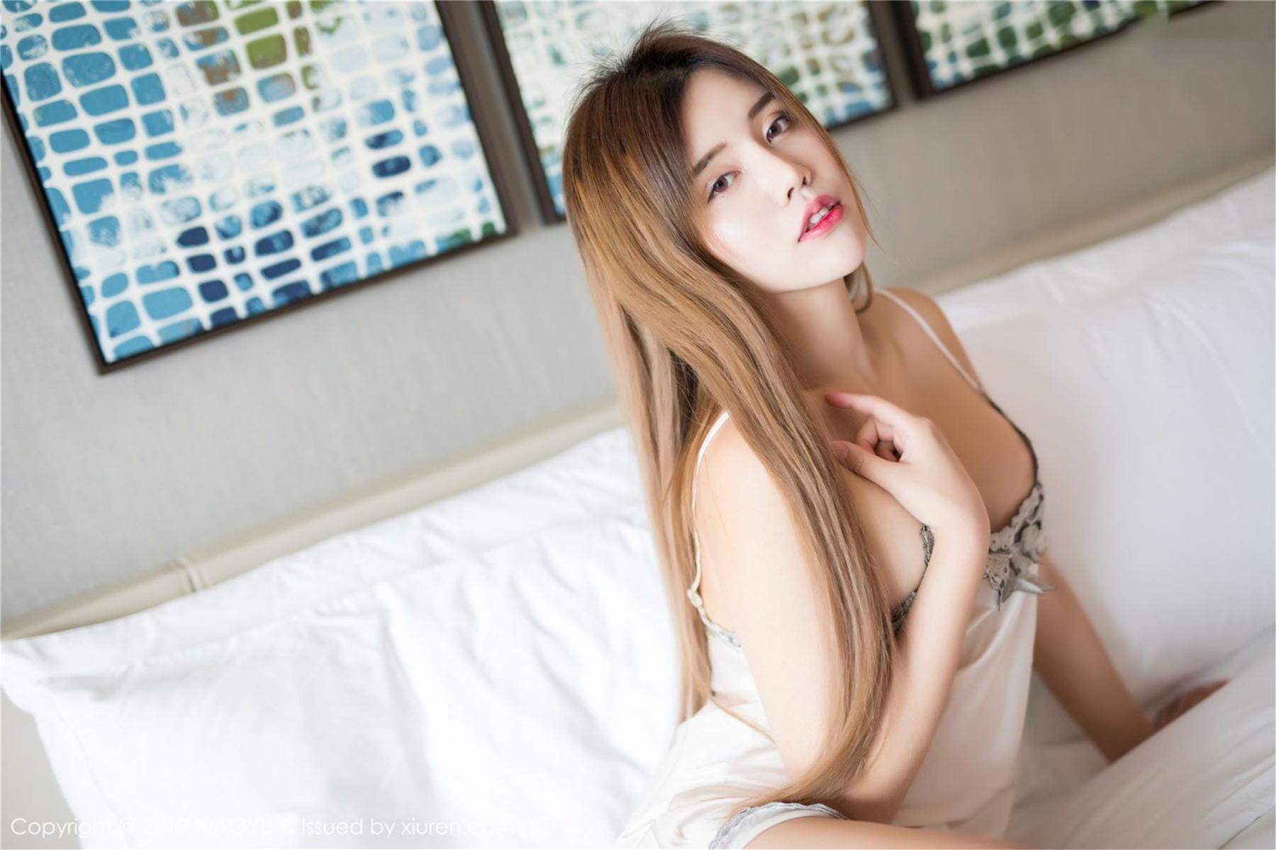 [XiaoYu] Vol.093 Zhuo Ya Qi 15P, Underwear, XiaoYu, Zhuo Ya Qi