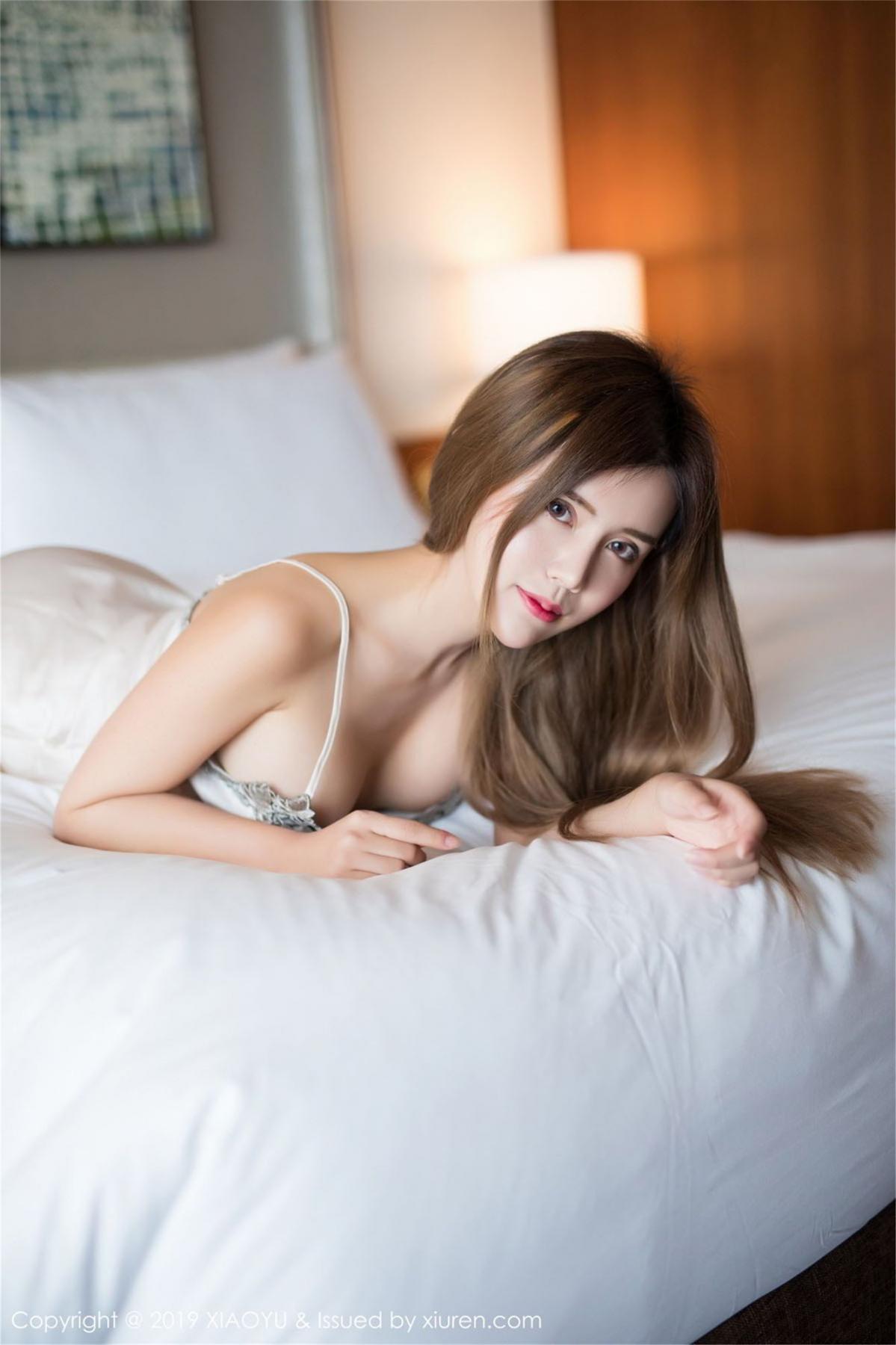 [XiaoYu] Vol.093 Zhuo Ya Qi 17P, Underwear, XiaoYu, Zhuo Ya Qi