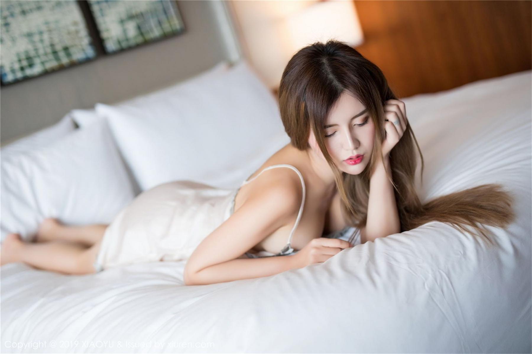 [XiaoYu] Vol.093 Zhuo Ya Qi 18P, Underwear, XiaoYu, Zhuo Ya Qi