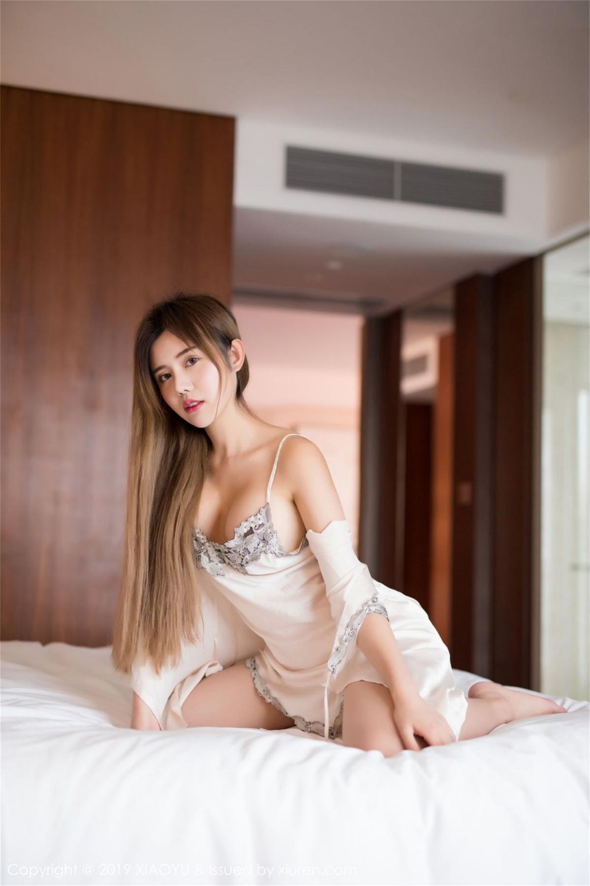 [XiaoYu] Vol.093 Zhuo Ya Qi 1P, Underwear, XiaoYu, Zhuo Ya Qi