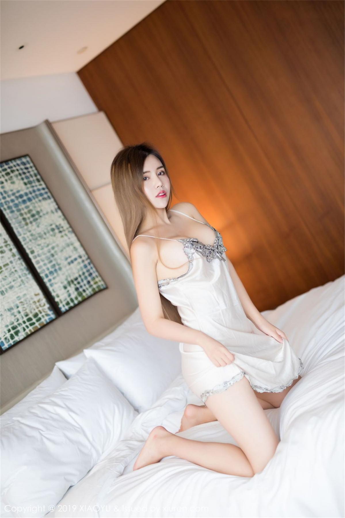 [XiaoYu] Vol.093 Zhuo Ya Qi 25P, Underwear, XiaoYu, Zhuo Ya Qi