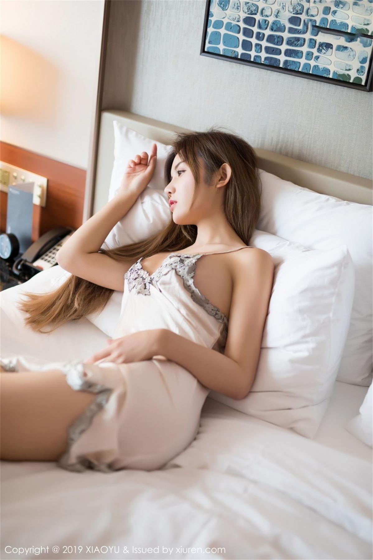 [XiaoYu] Vol.093 Zhuo Ya Qi 28P, Underwear, XiaoYu, Zhuo Ya Qi