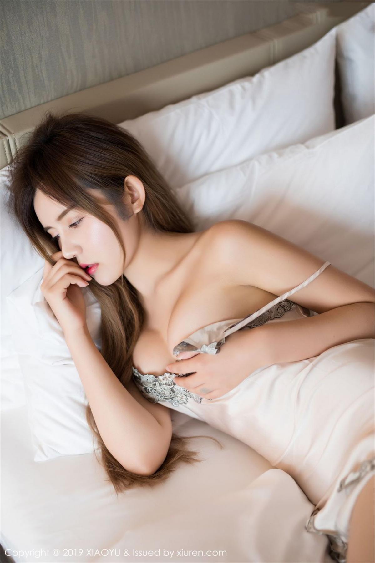 [XiaoYu] Vol.093 Zhuo Ya Qi 29P, Underwear, XiaoYu, Zhuo Ya Qi