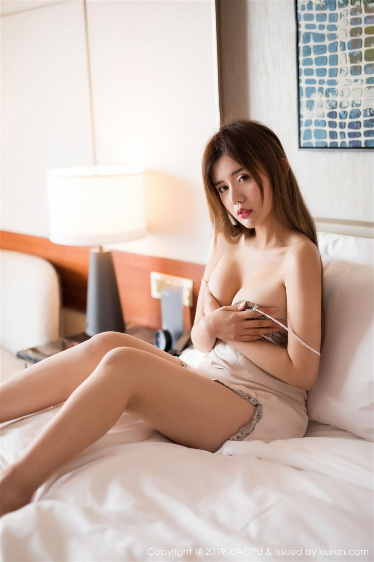 [XiaoYu] Vol.093 Zhuo Ya Qi 2P, Underwear, XiaoYu, Zhuo Ya Qi