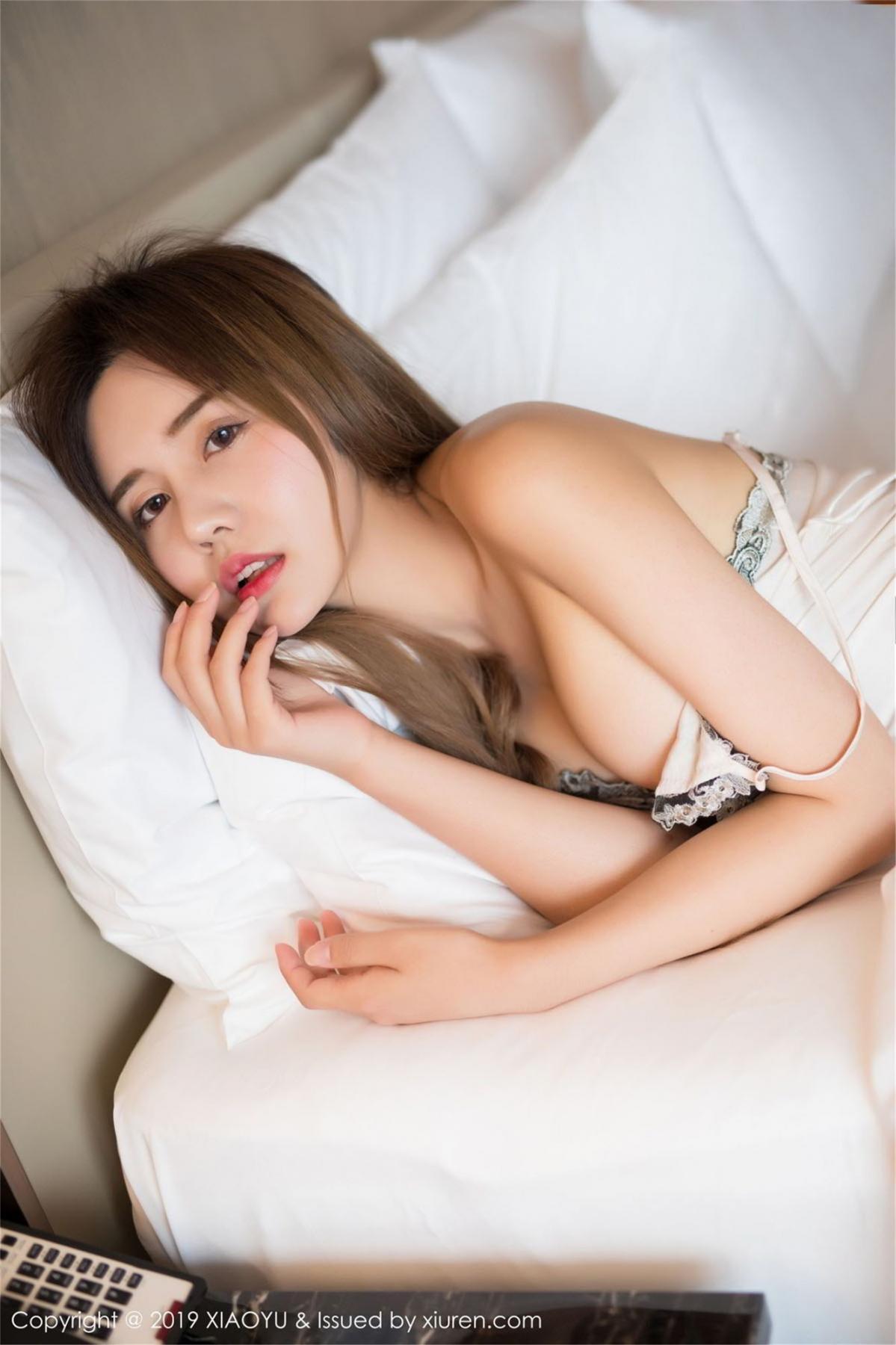 [XiaoYu] Vol.093 Zhuo Ya Qi 35P, Underwear, XiaoYu, Zhuo Ya Qi