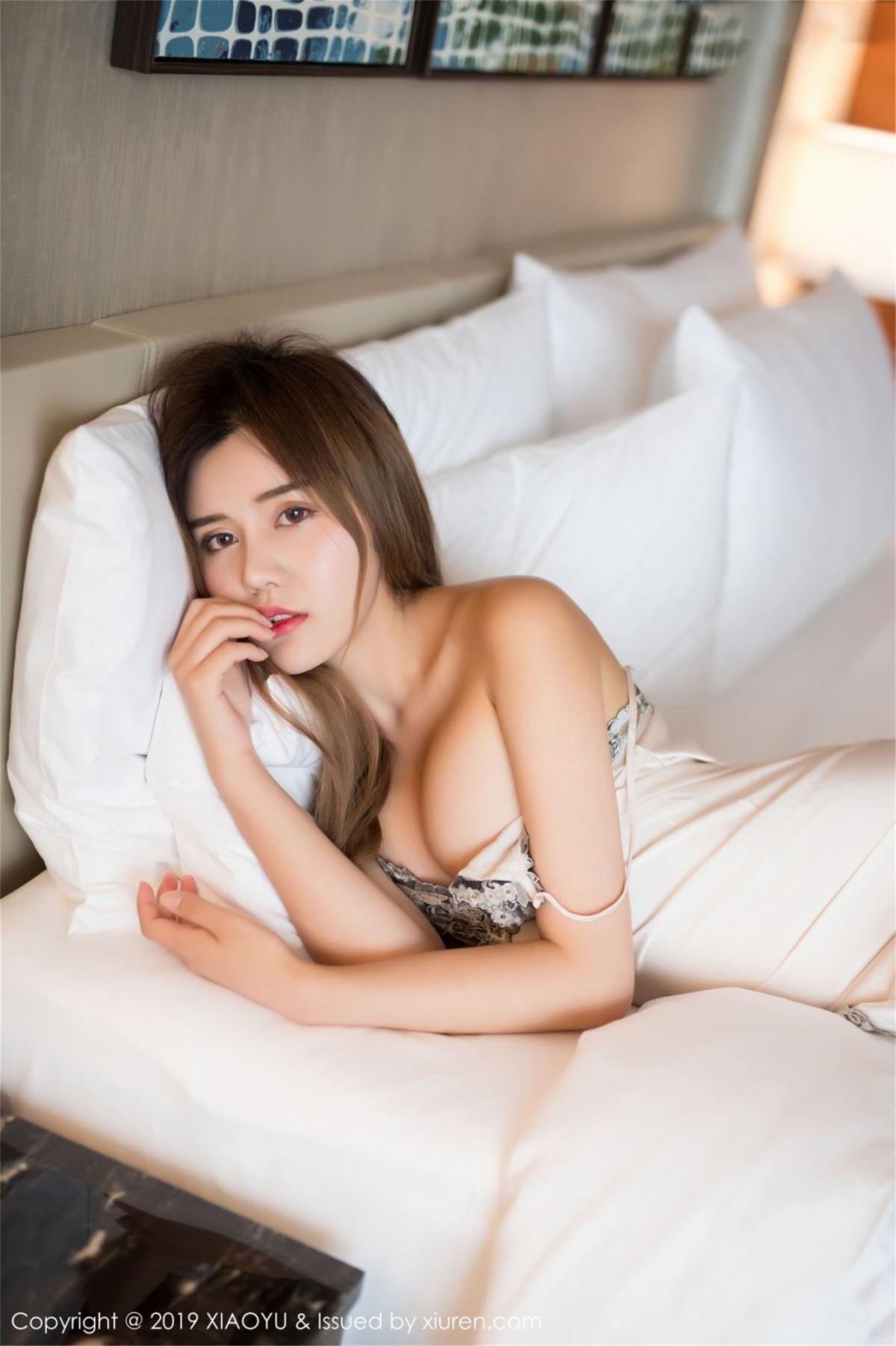 [XiaoYu] Vol.093 Zhuo Ya Qi 37P, Underwear, XiaoYu, Zhuo Ya Qi