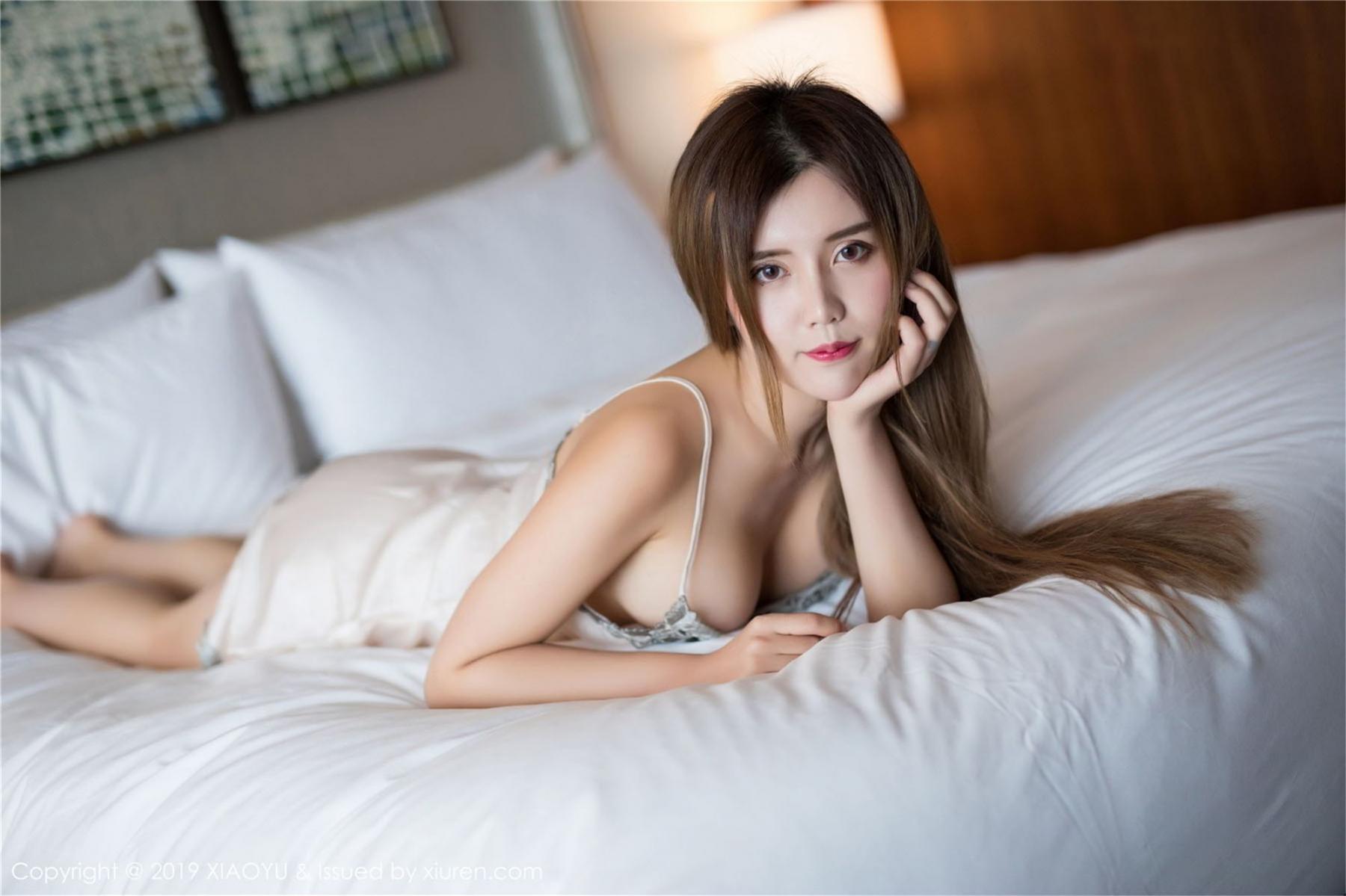 [XiaoYu] Vol.093 Zhuo Ya Qi 3P, Underwear, XiaoYu, Zhuo Ya Qi