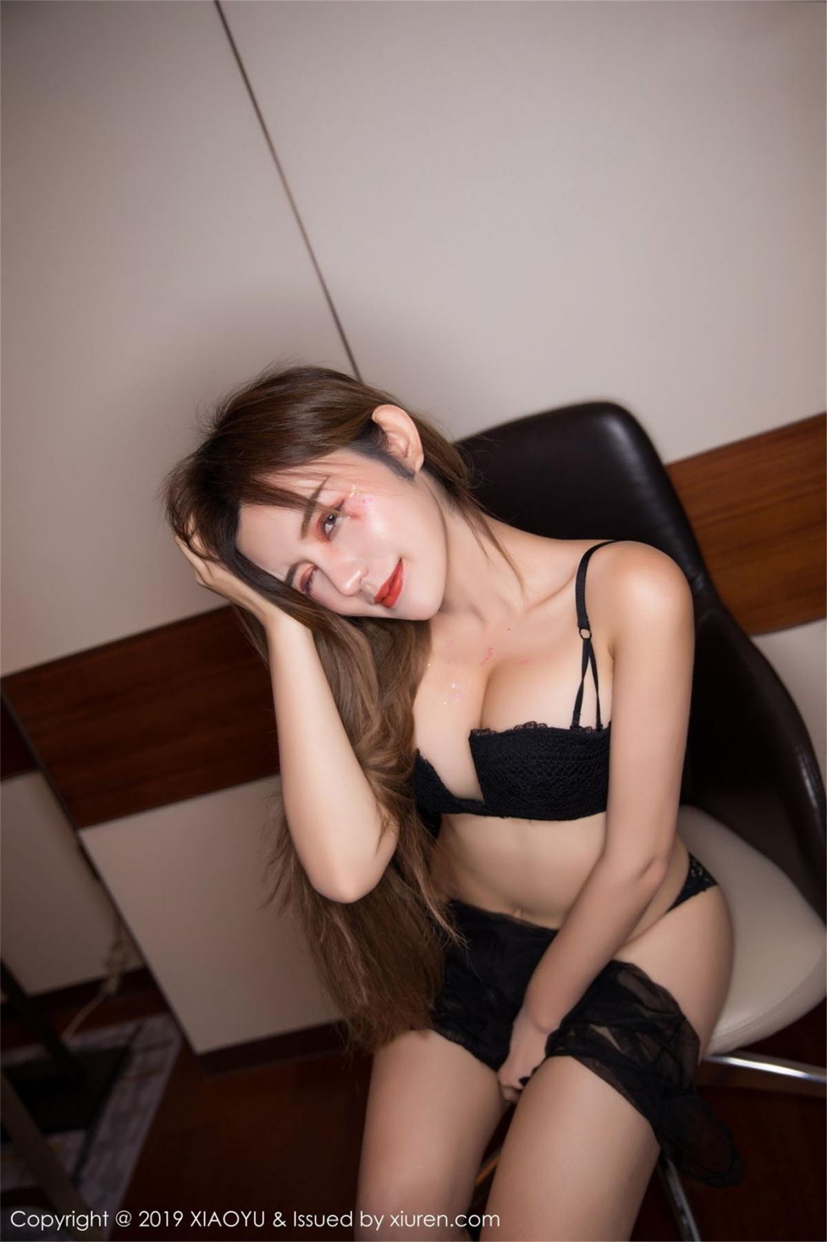 [XiaoYu] Vol.093 Zhuo Ya Qi 42P, Underwear, XiaoYu, Zhuo Ya Qi