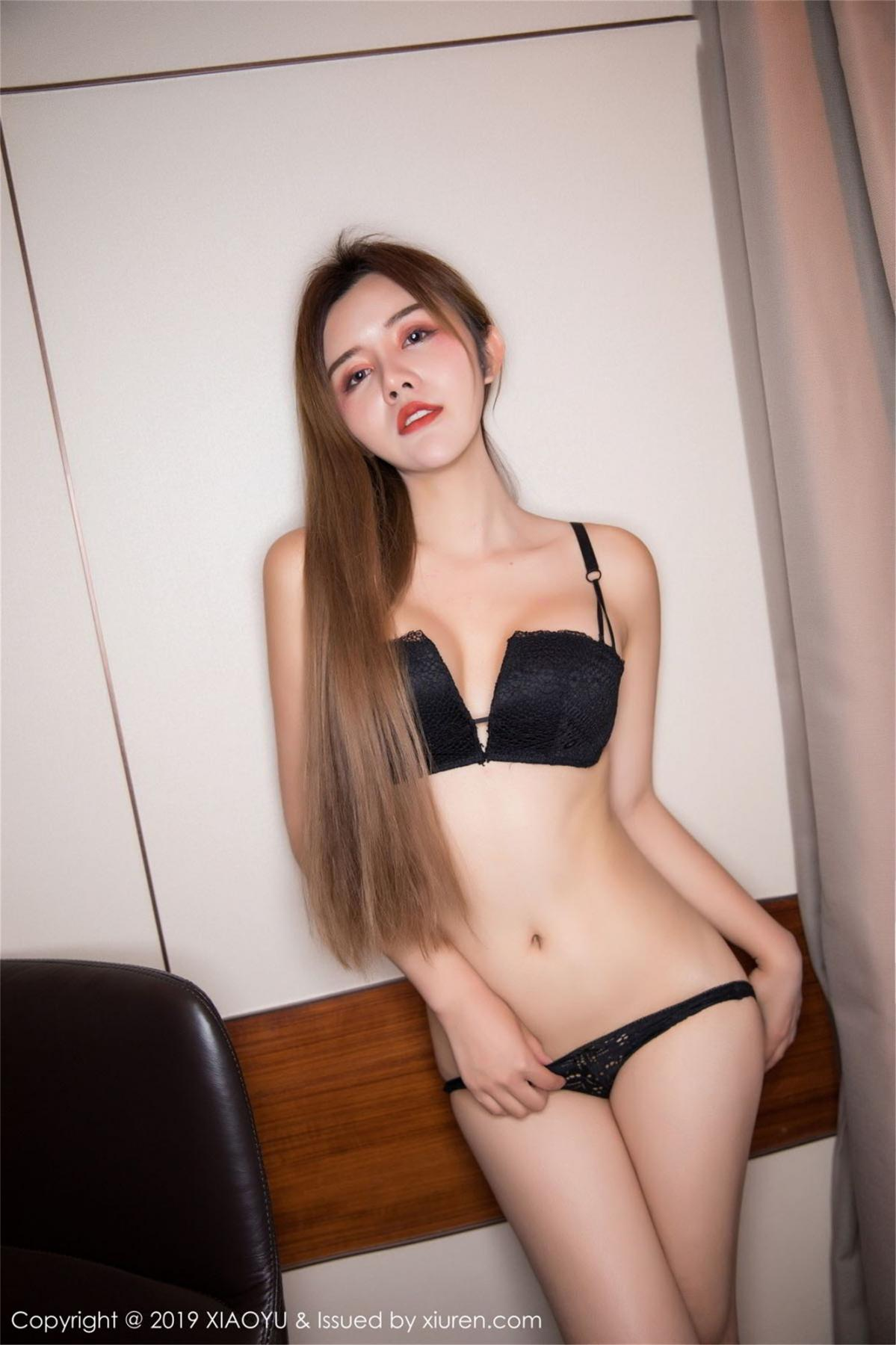 [XiaoYu] Vol.093 Zhuo Ya Qi 45P, Underwear, XiaoYu, Zhuo Ya Qi