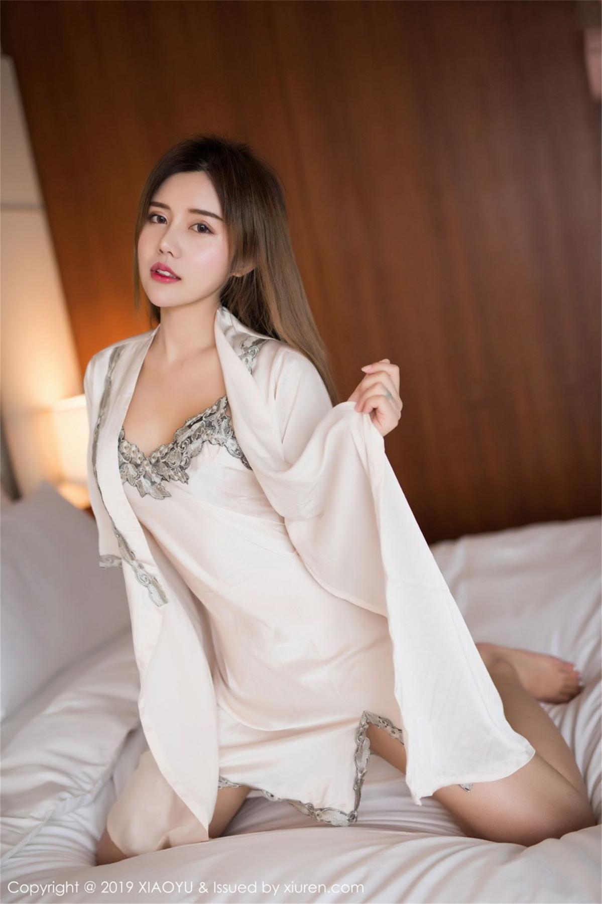 [XiaoYu] Vol.093 Zhuo Ya Qi 49P, Underwear, XiaoYu, Zhuo Ya Qi