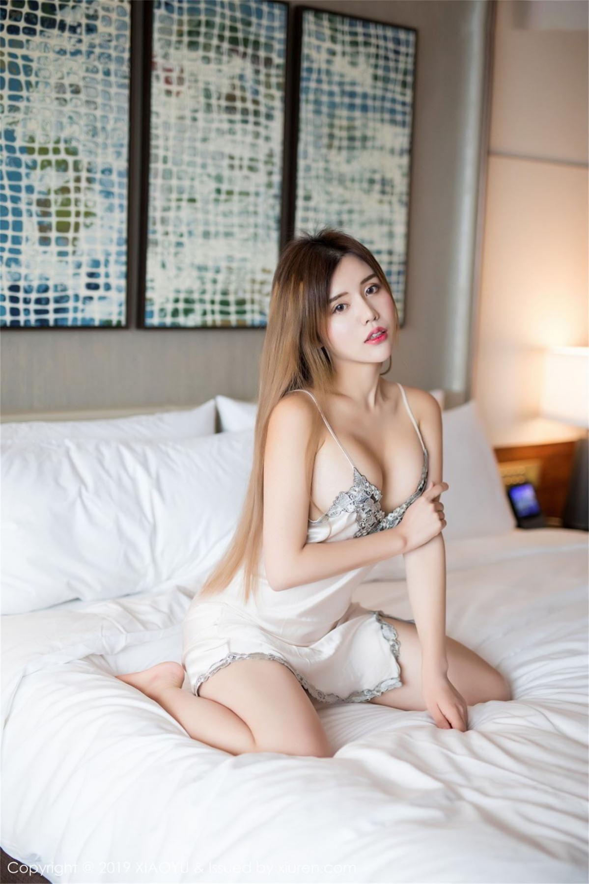 [XiaoYu] Vol.093 Zhuo Ya Qi 4P, Underwear, XiaoYu, Zhuo Ya Qi