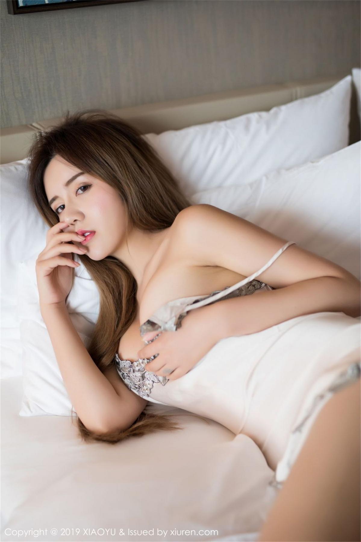 [XiaoYu] Vol.093 Zhuo Ya Qi 5P, Underwear, XiaoYu, Zhuo Ya Qi