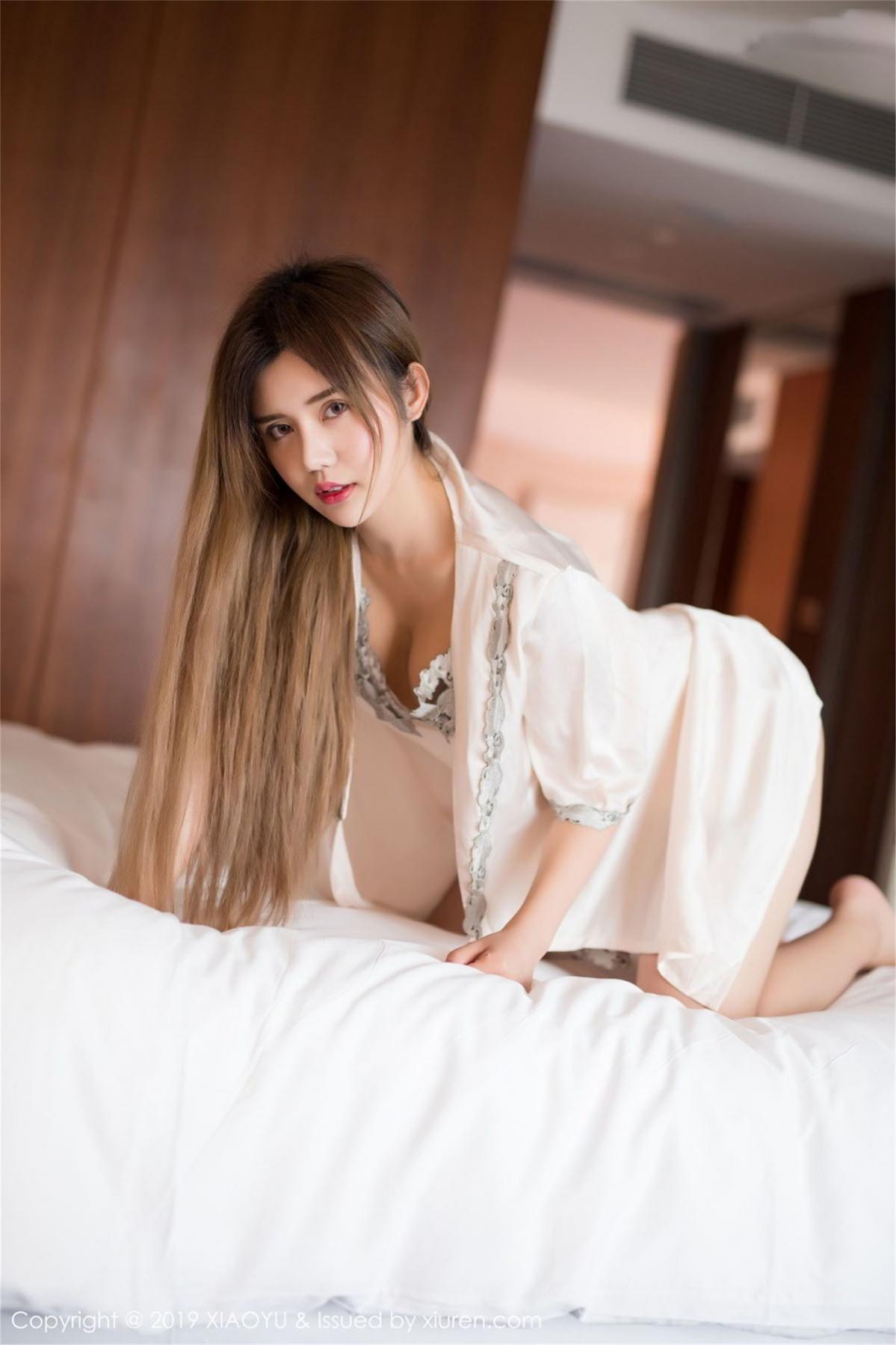 [XiaoYu] Vol.093 Zhuo Ya Qi 7P, Underwear, XiaoYu, Zhuo Ya Qi