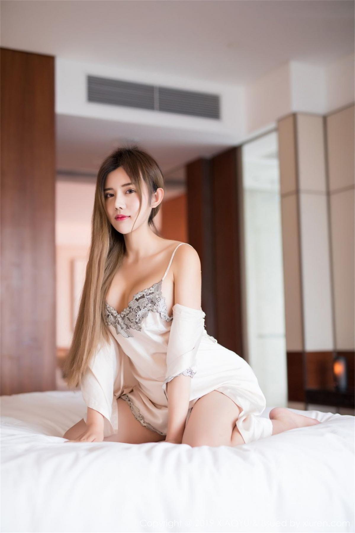 [XiaoYu] Vol.093 Zhuo Ya Qi 8P, Underwear, XiaoYu, Zhuo Ya Qi