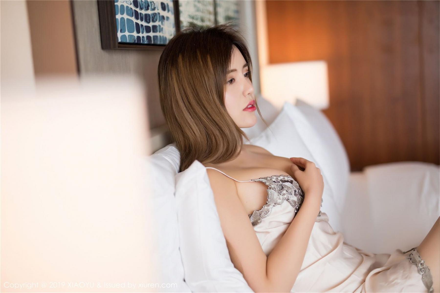 [XiaoYu] Vol.093 Zhuo Ya Qi 9P, Underwear, XiaoYu, Zhuo Ya Qi