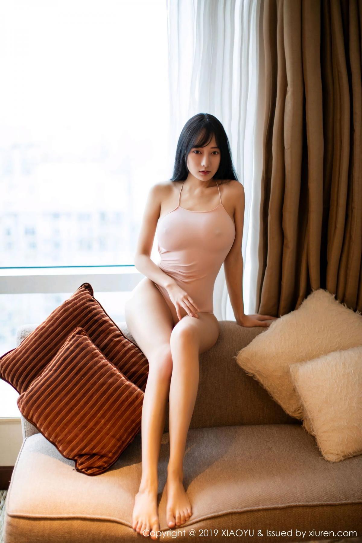 [XiaoYu] Vol.097 He Jia Ying 17P, He Jia Ying, Tall, XiaoYu