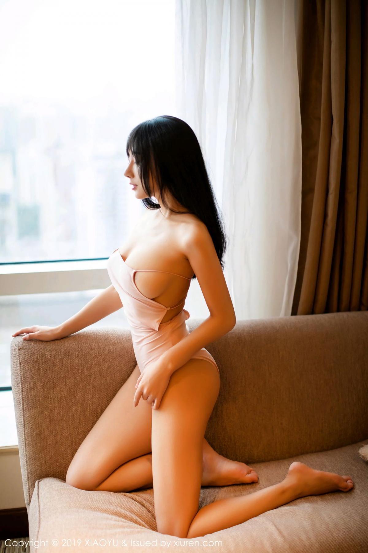[XiaoYu] Vol.097 He Jia Ying 34P, He Jia Ying, Tall, XiaoYu