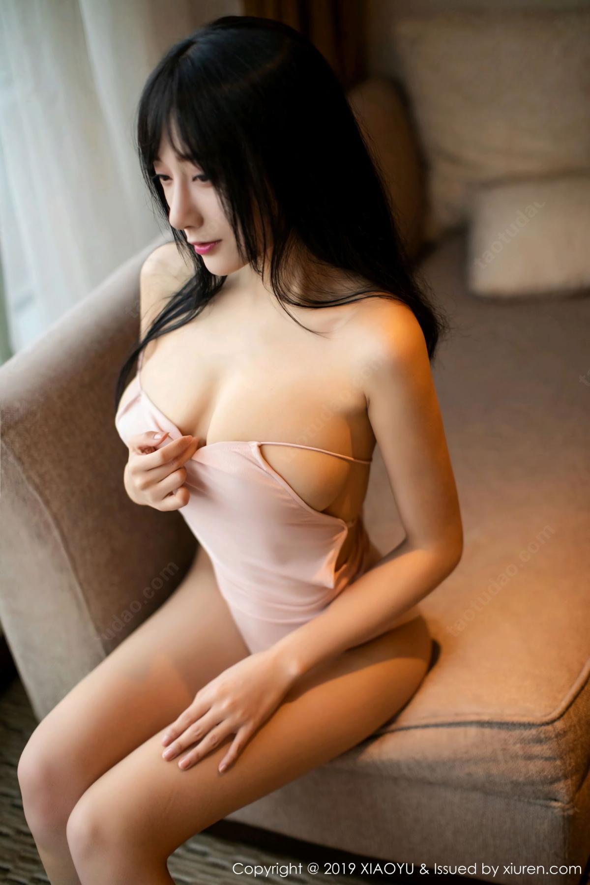 [XiaoYu] Vol.097 He Jia Ying 48P, He Jia Ying, Tall, XiaoYu