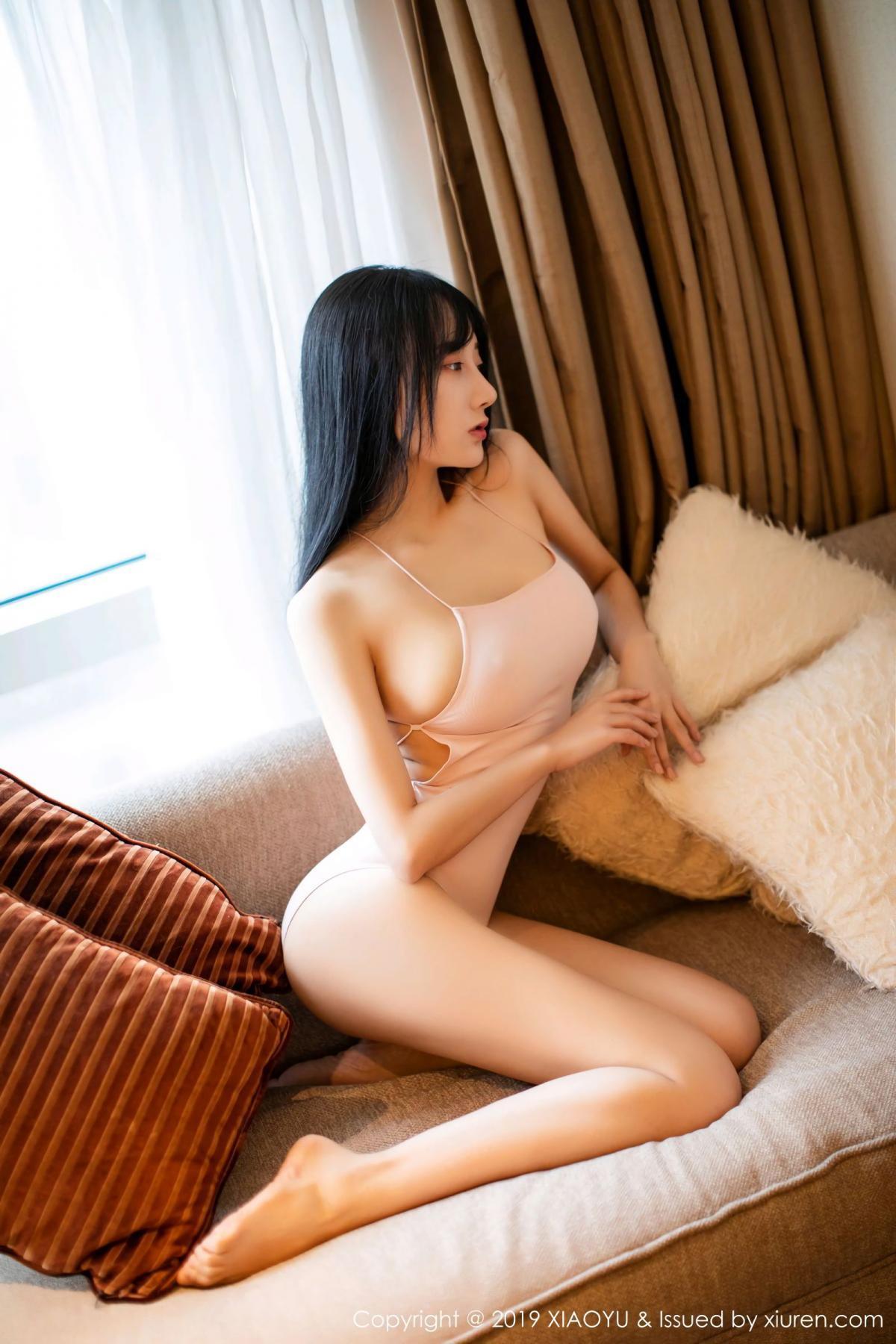 [XiaoYu] Vol.097 He Jia Ying 4P, He Jia Ying, Tall, XiaoYu