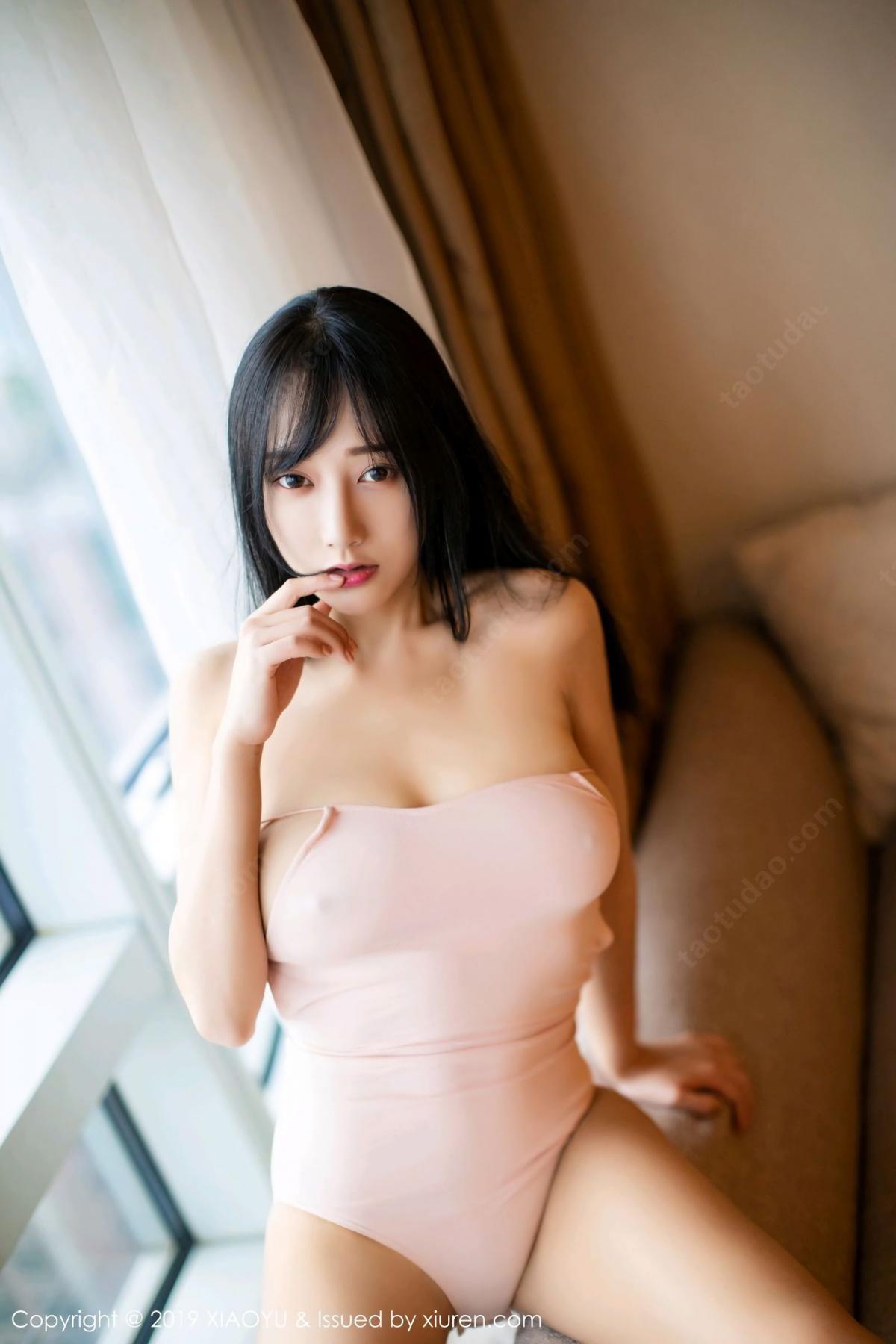 [XiaoYu] Vol.097 He Jia Ying 55P, He Jia Ying, Tall, XiaoYu