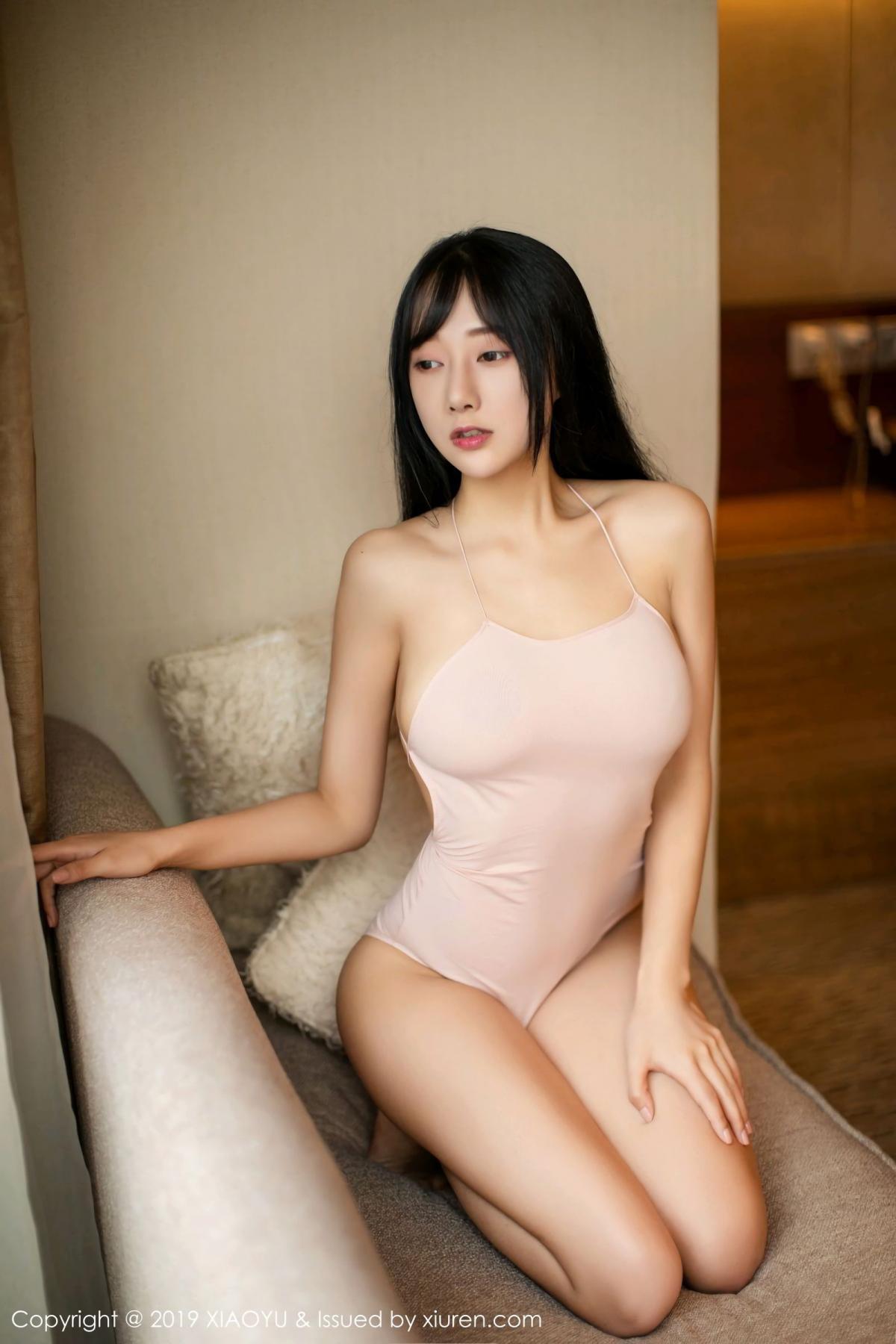 [XiaoYu] Vol.097 He Jia Ying 5P, He Jia Ying, Tall, XiaoYu