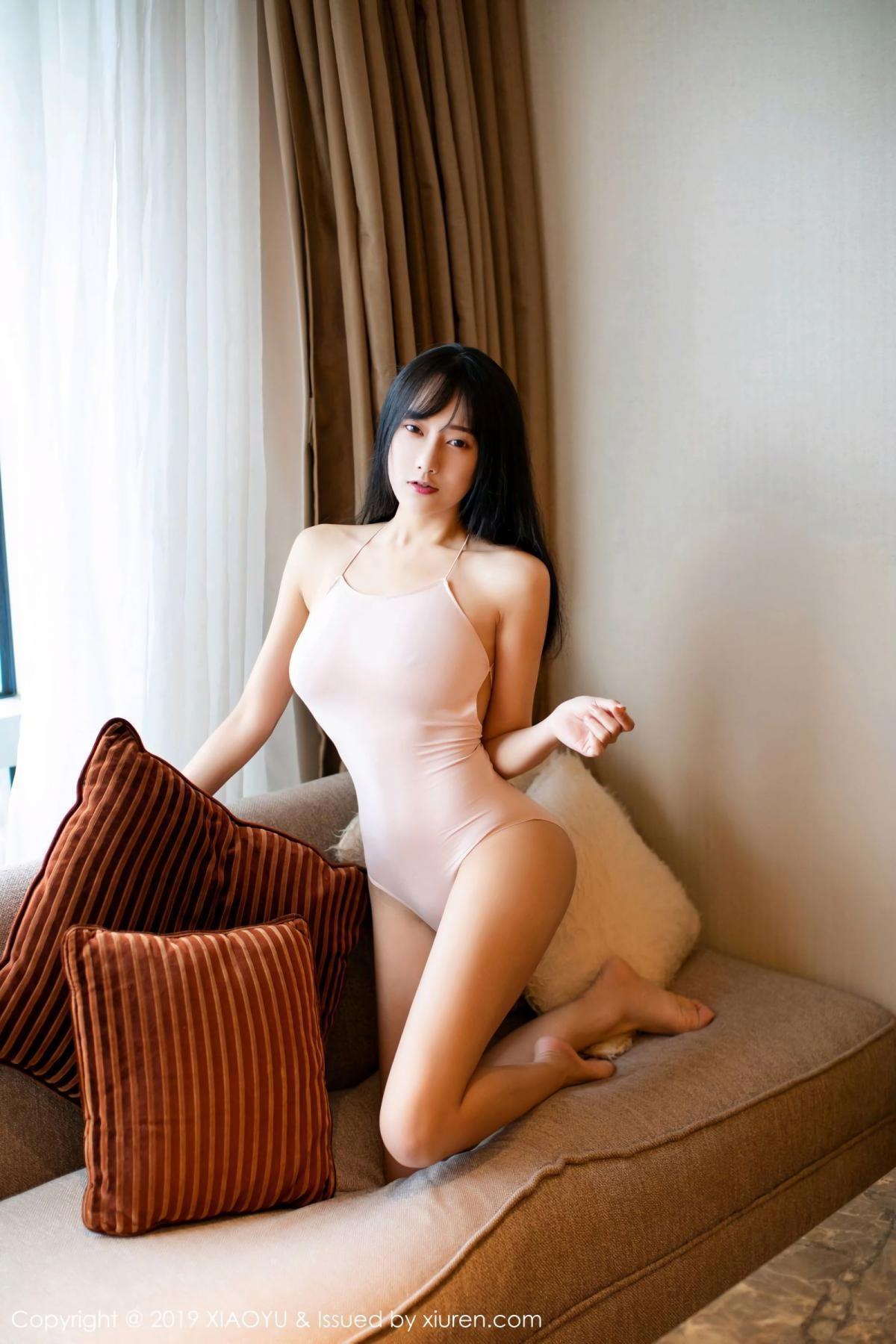 [XiaoYu] Vol.097 He Jia Ying 6P, He Jia Ying, Tall, XiaoYu