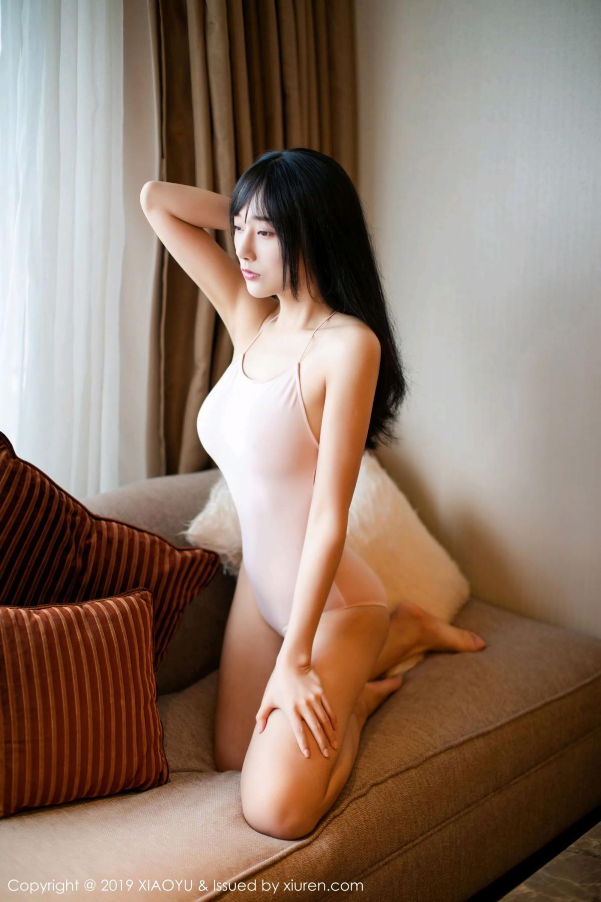 [XiaoYu] Vol.097 He Jia Ying 7P, He Jia Ying, Tall, XiaoYu
