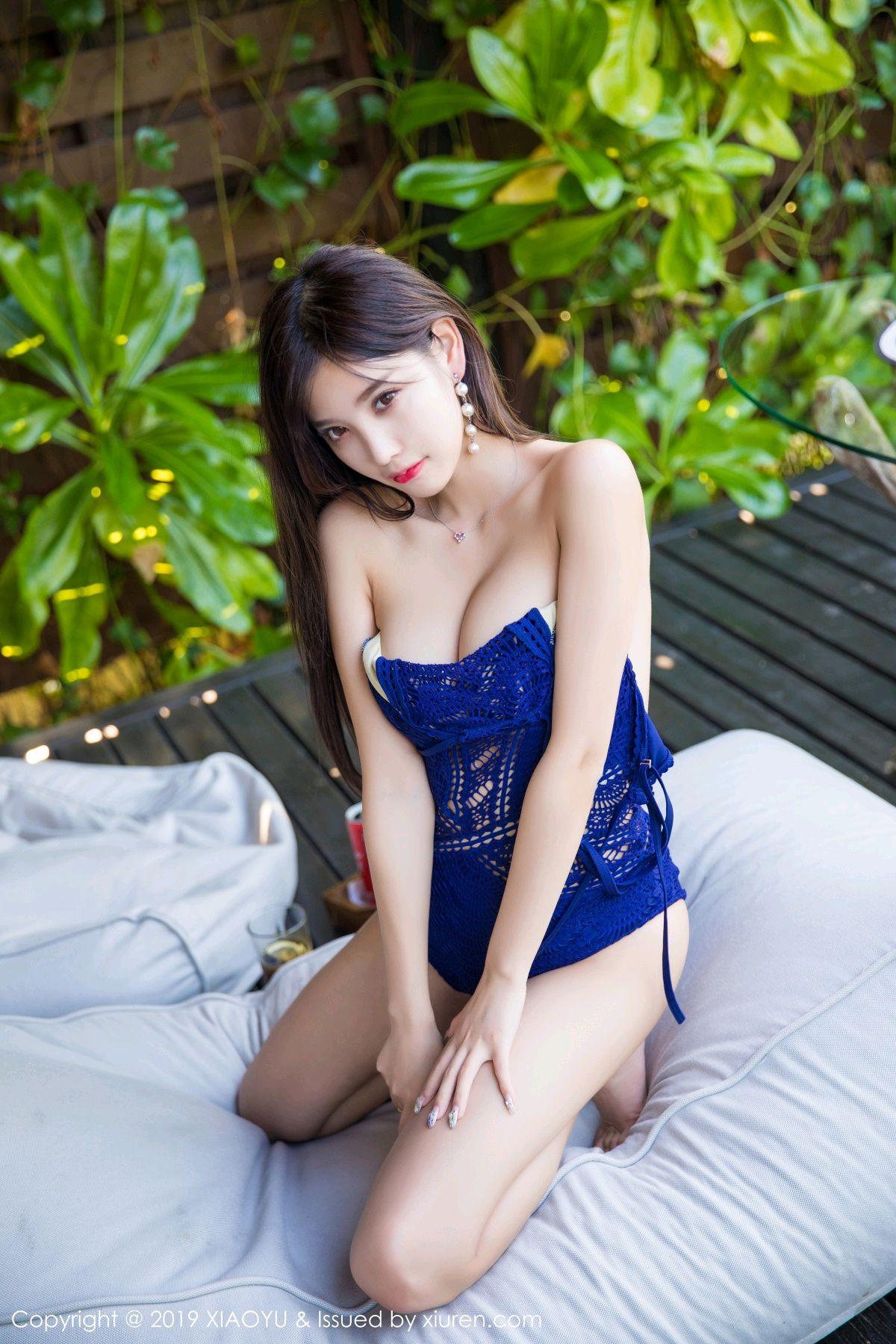 [XiaoYu] Vol.099 Yang Chen Chen 31P, Underwear, XiaoYu, Yang Chen Chen
