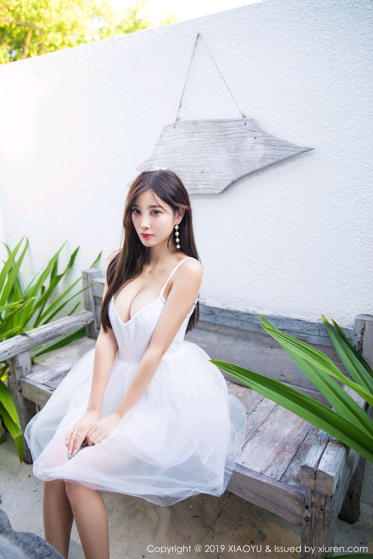 [XiaoYu] Vol.099 Yang Chen Chen 35P, Underwear, XiaoYu, Yang Chen Chen