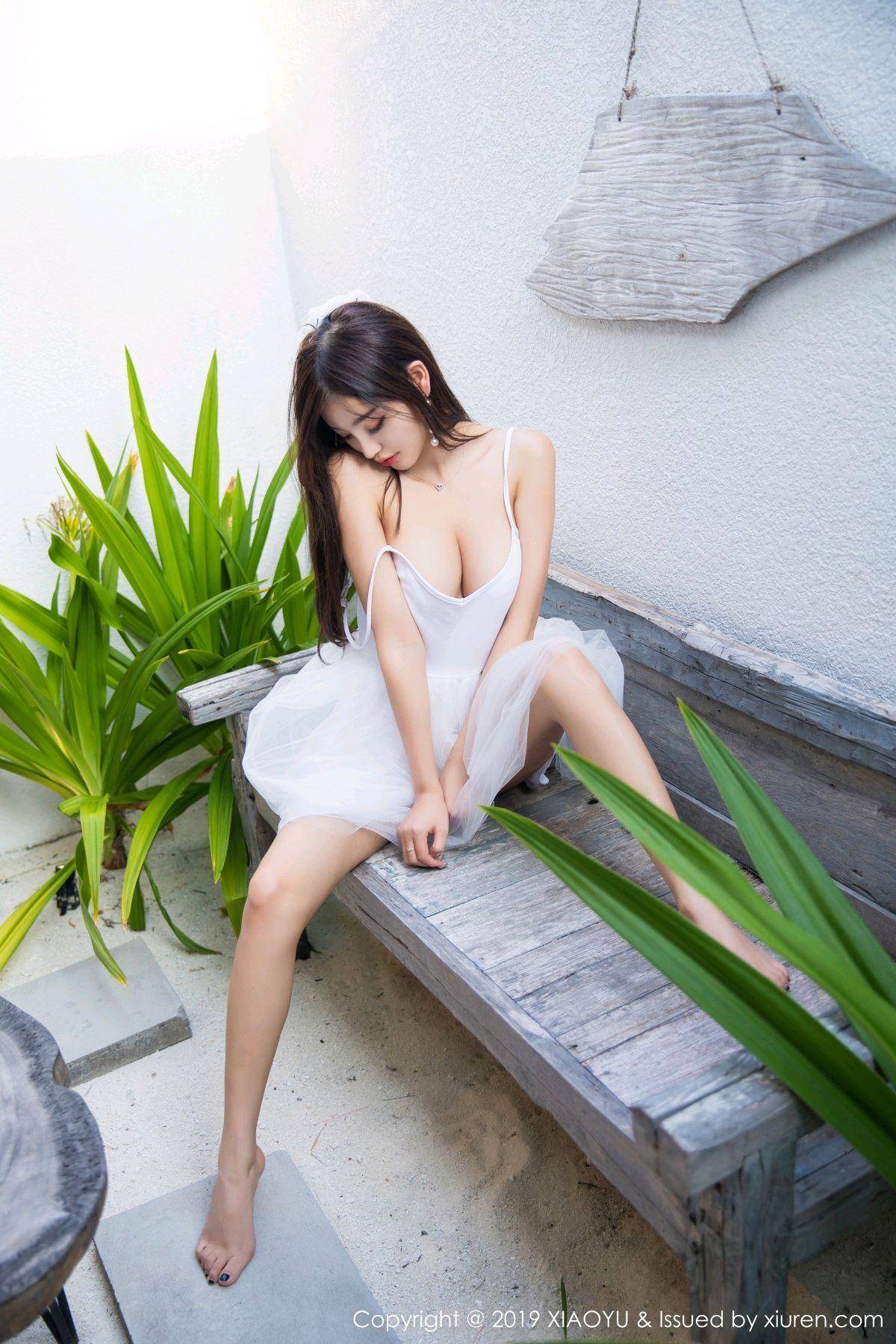 [XiaoYu] Vol.099 Yang Chen Chen 39P, Underwear, XiaoYu, Yang Chen Chen