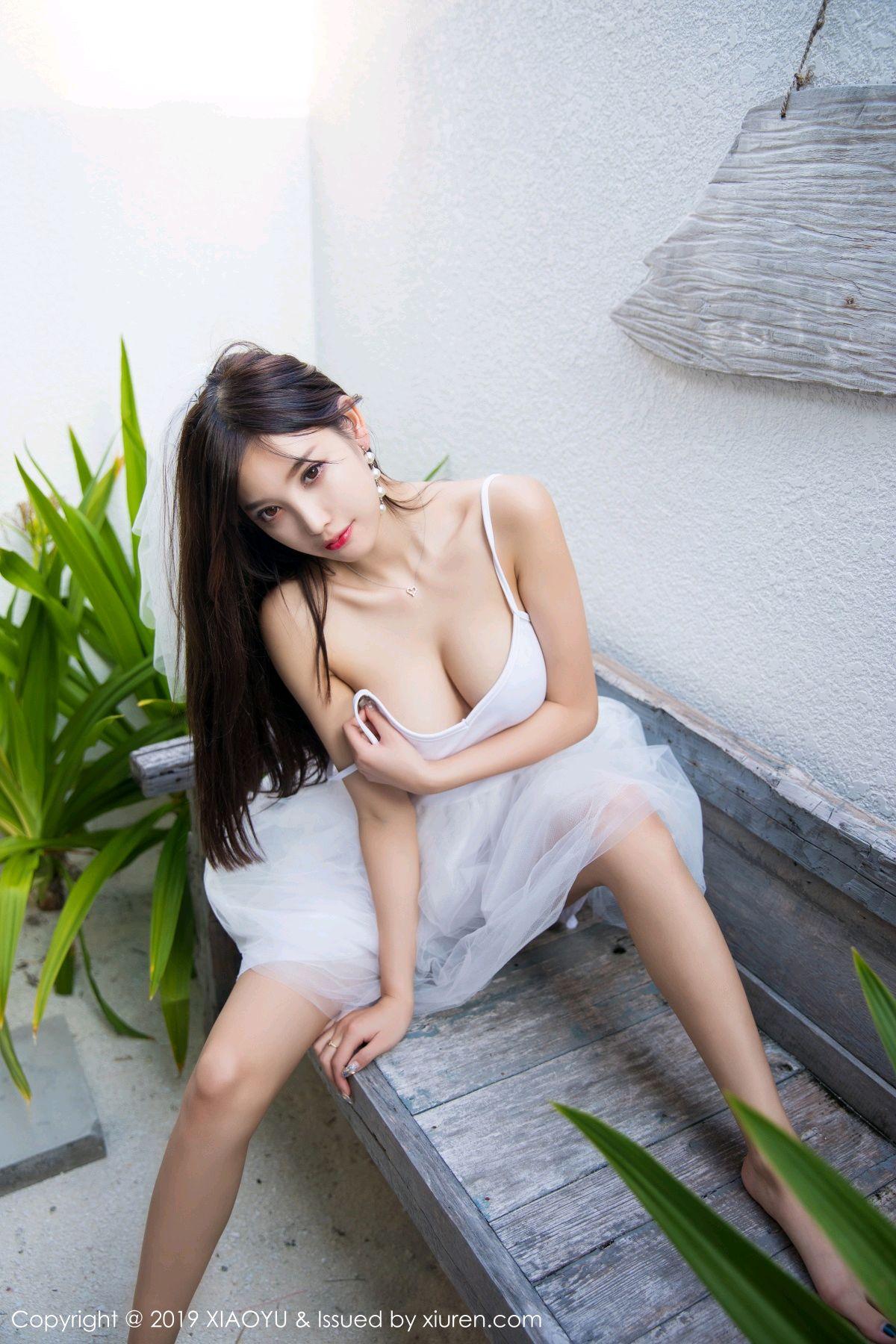 [XiaoYu] Vol.099 Yang Chen Chen 40P, Underwear, XiaoYu, Yang Chen Chen