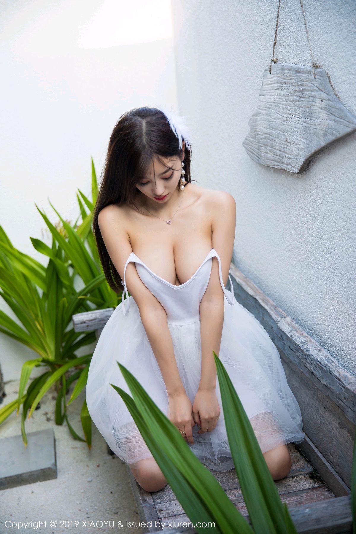 [XiaoYu] Vol.099 Yang Chen Chen 49P, Underwear, XiaoYu, Yang Chen Chen