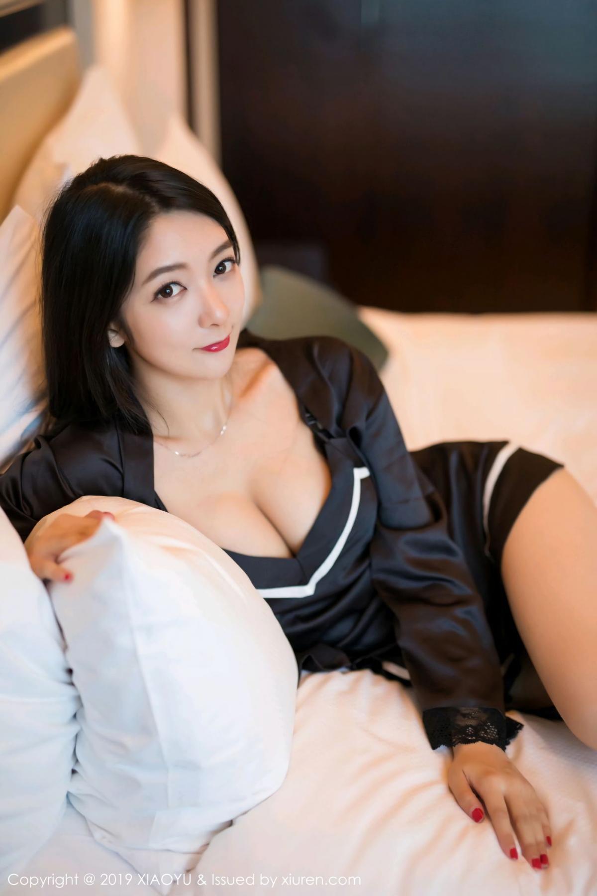 [XiaoYu] Vol.103 Di Yi 3P, Di Yi, Underwear, XiaoYu