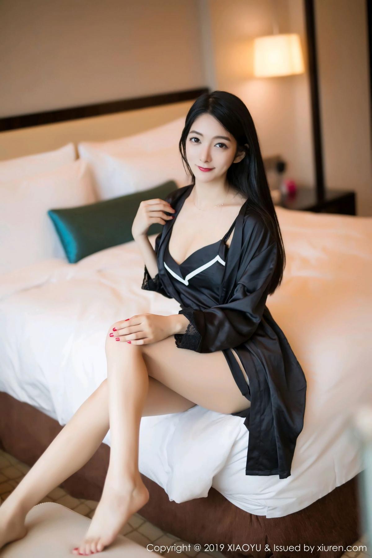 [XiaoYu] Vol.103 Di Yi 8P, Di Yi, Underwear, XiaoYu