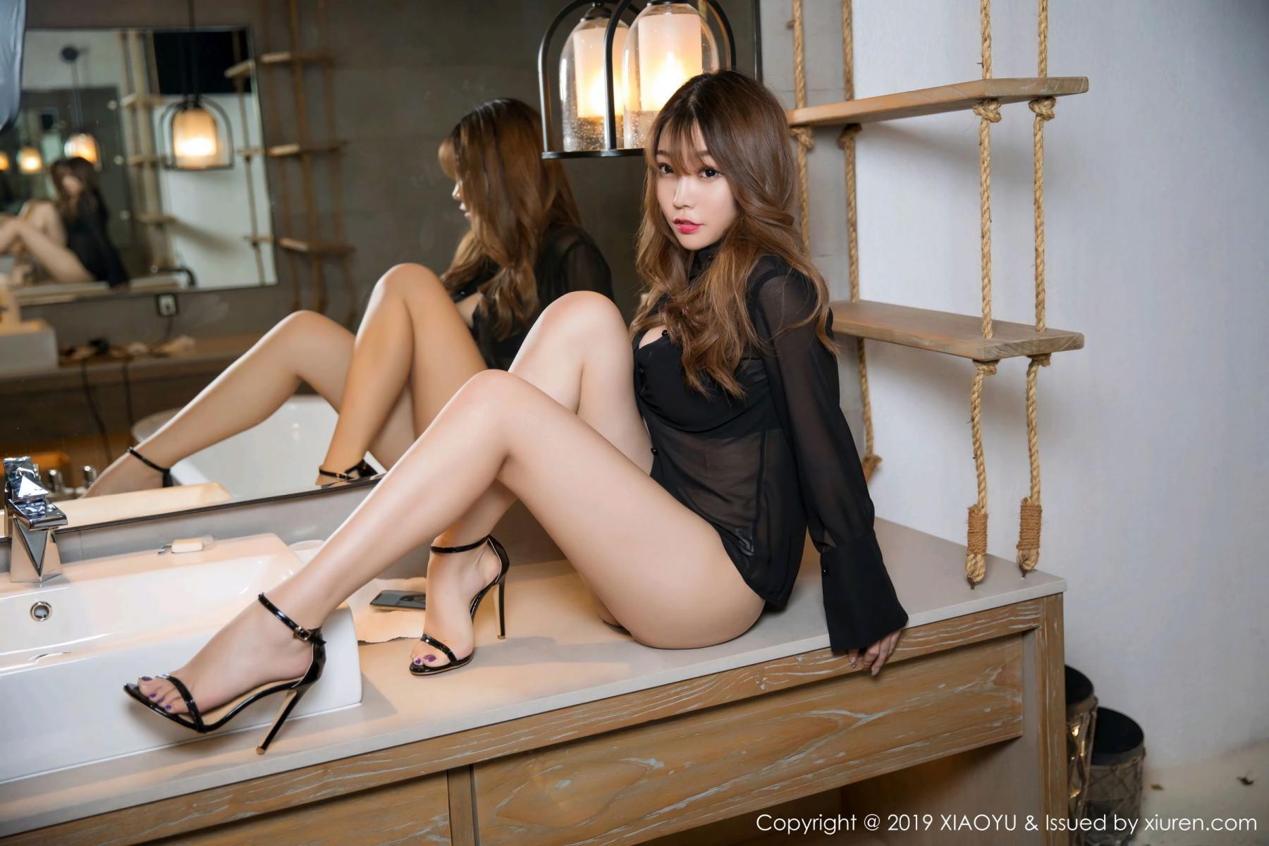 [XiaoYu] Vol.105 Chen Zhi 11P, Bathroom, Big Booty, Chen Zhi, Wet, XiaoYu