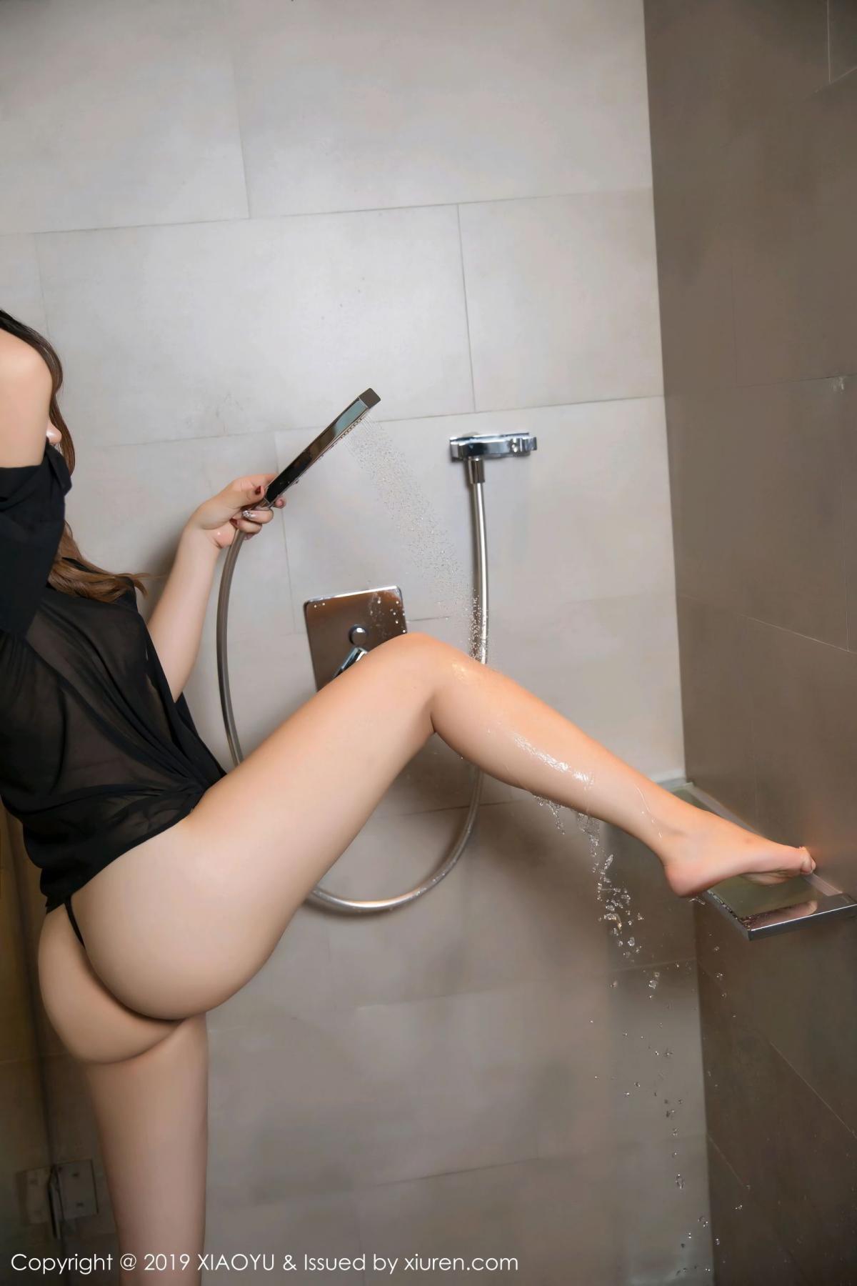 [XiaoYu] Vol.105 Chen Zhi 20P, Bathroom, Big Booty, Chen Zhi, Wet, XiaoYu
