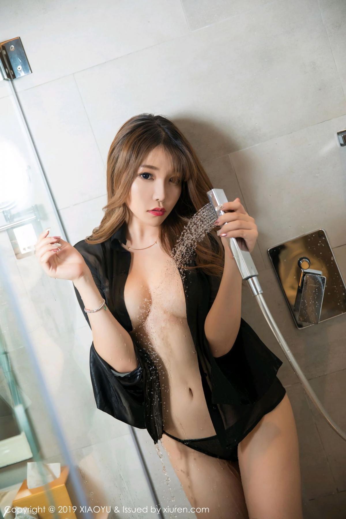 [XiaoYu] Vol.105 Chen Zhi 26P, Bathroom, Big Booty, Chen Zhi, Wet, XiaoYu
