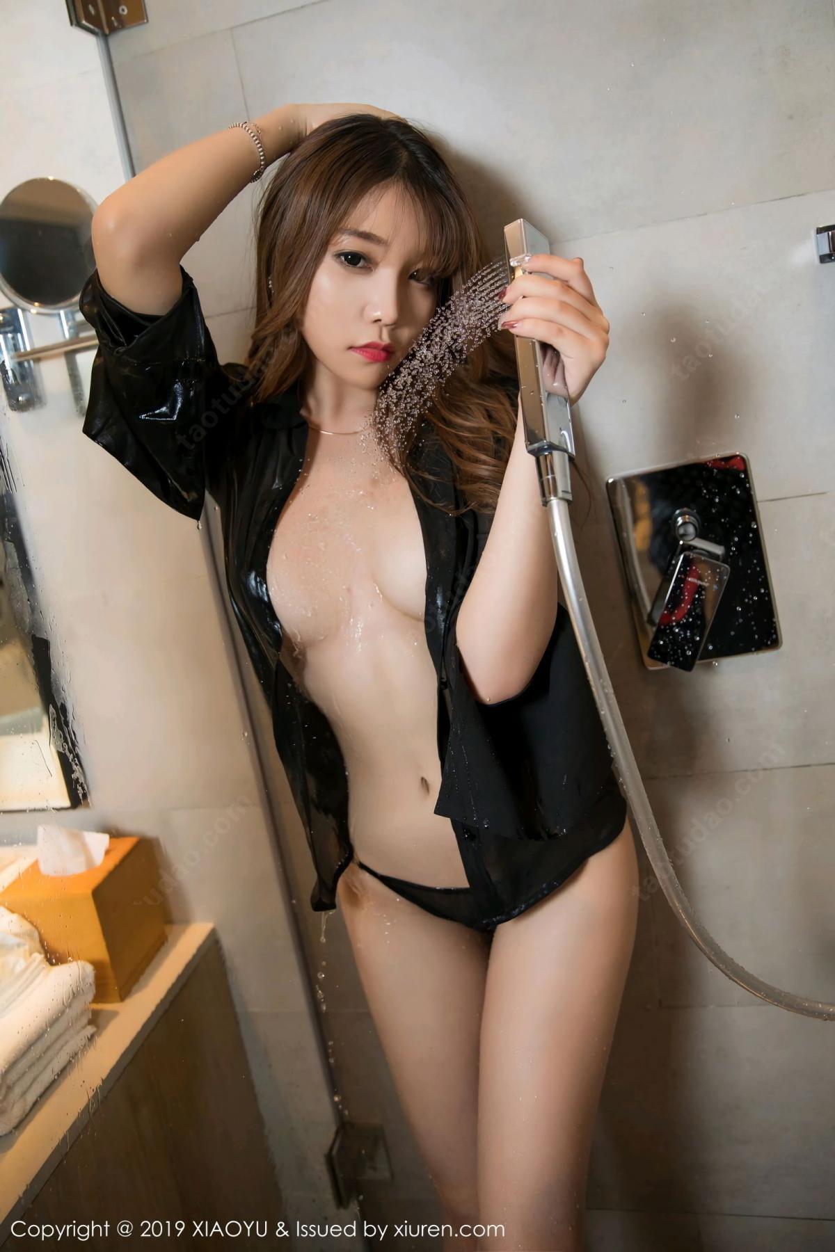 [XiaoYu] Vol.105 Chen Zhi 27P, Bathroom, Big Booty, Chen Zhi, Wet, XiaoYu
