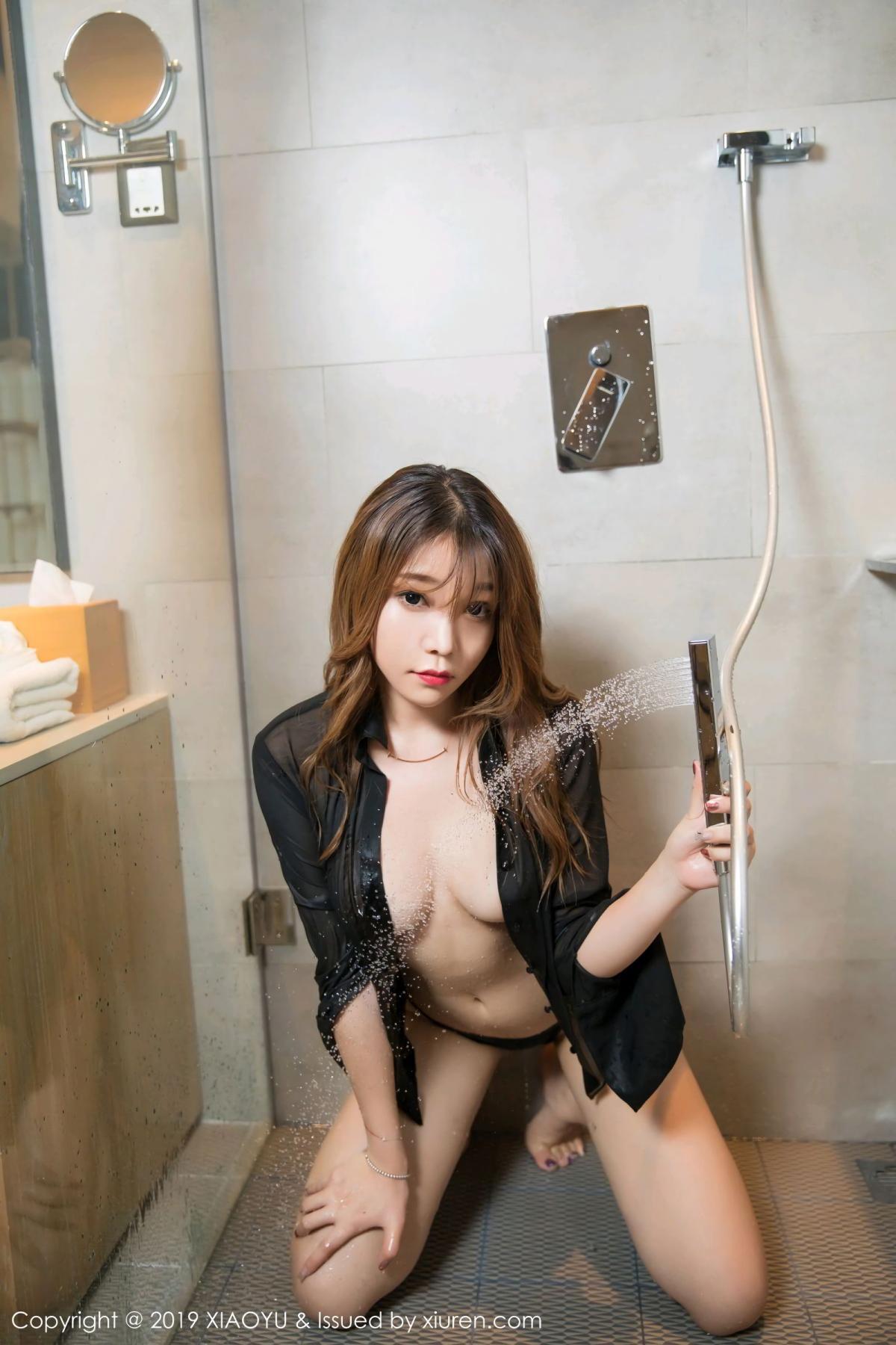 [XiaoYu] Vol.105 Chen Zhi 51P, Bathroom, Big Booty, Chen Zhi, Wet, XiaoYu