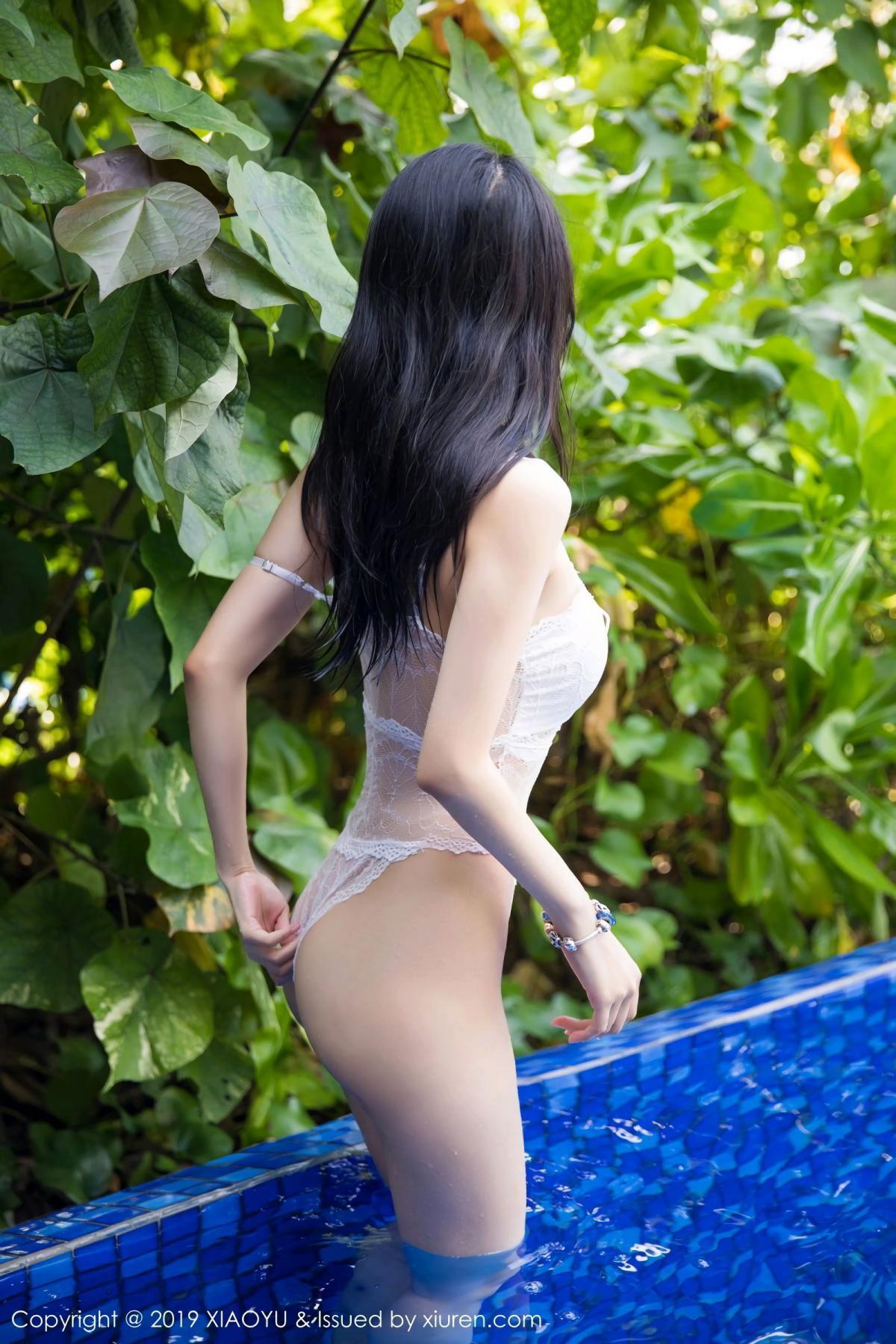 [XiaoYu] Vol.106 Di Yi 23P, Bikini, Di Yi, Swim Pool, Wet, XiaoYu