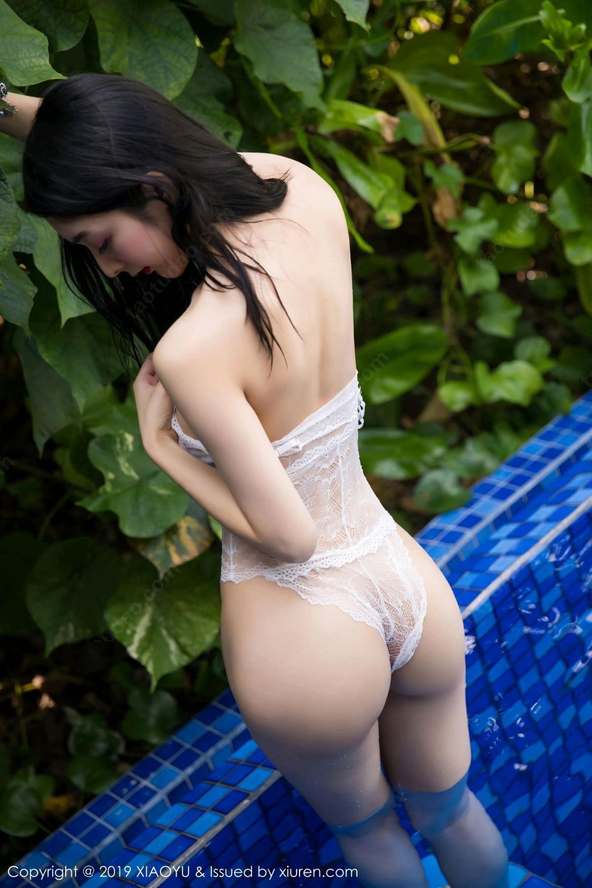 [XiaoYu] Vol.106 Di Yi 25P, Bikini, Di Yi, Swim Pool, Wet, XiaoYu