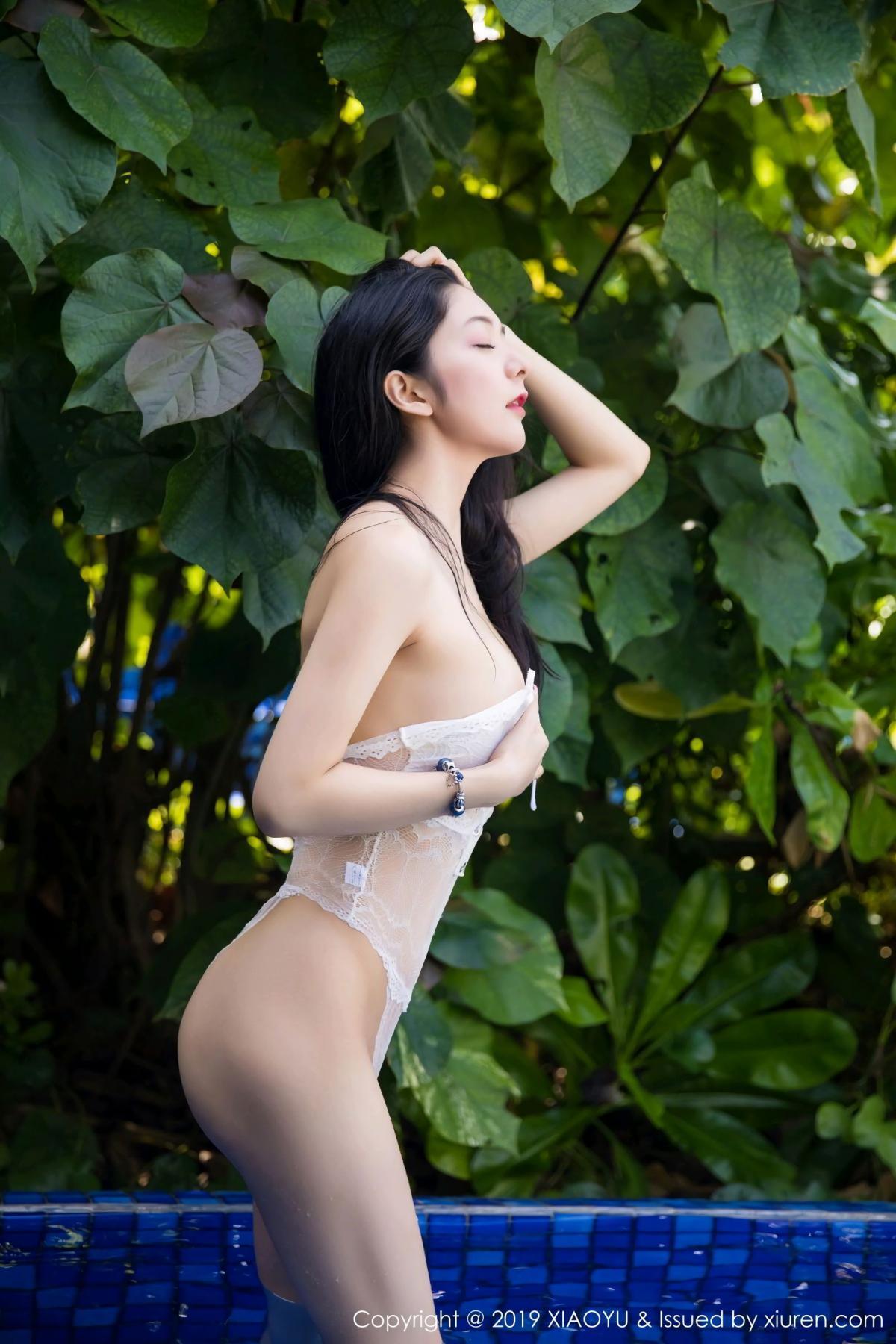 [XiaoYu] Vol.106 Di Yi 32P, Bikini, Di Yi, Swim Pool, Wet, XiaoYu