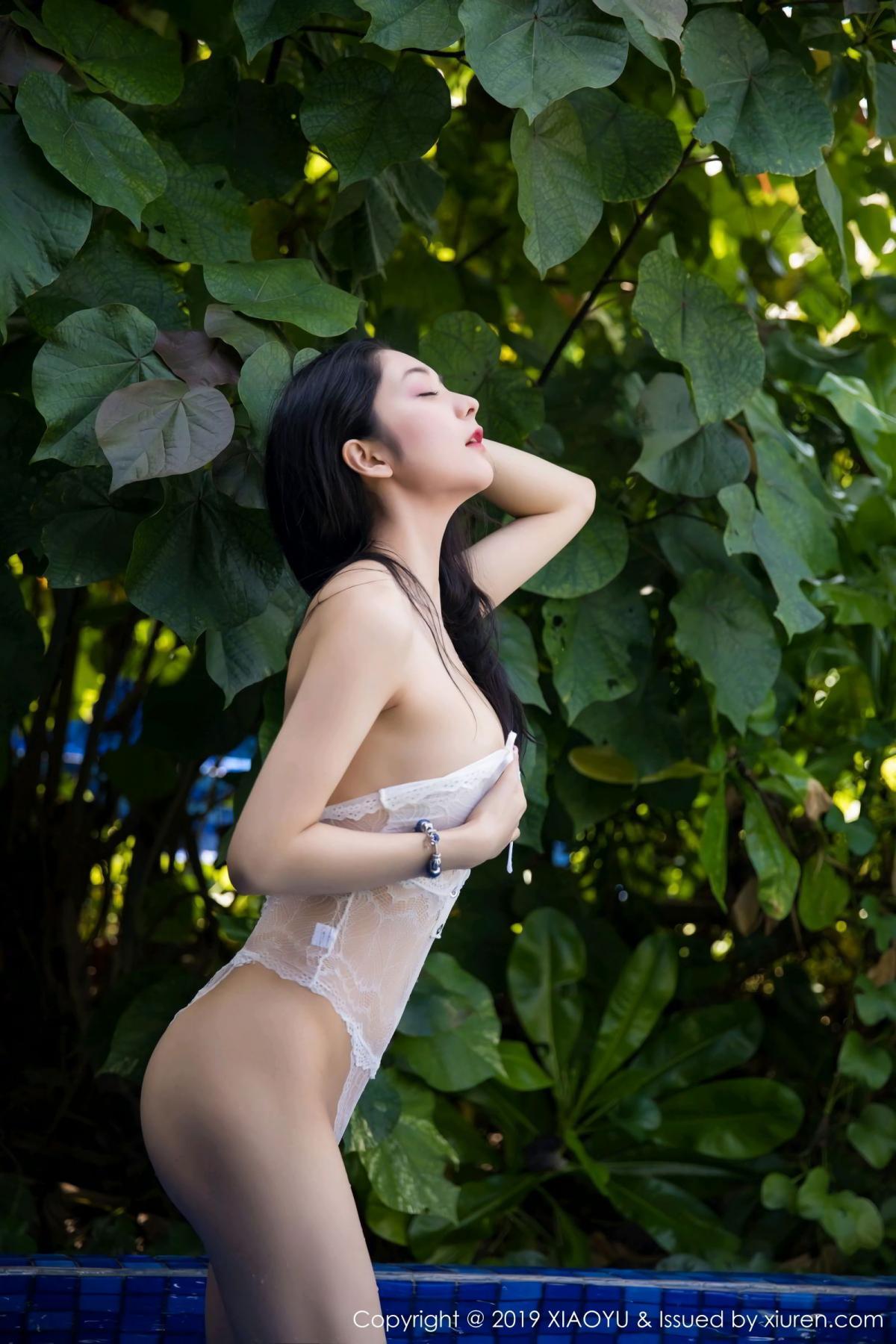 [XiaoYu] Vol.106 Di Yi 33P, Bikini, Di Yi, Swim Pool, Wet, XiaoYu
