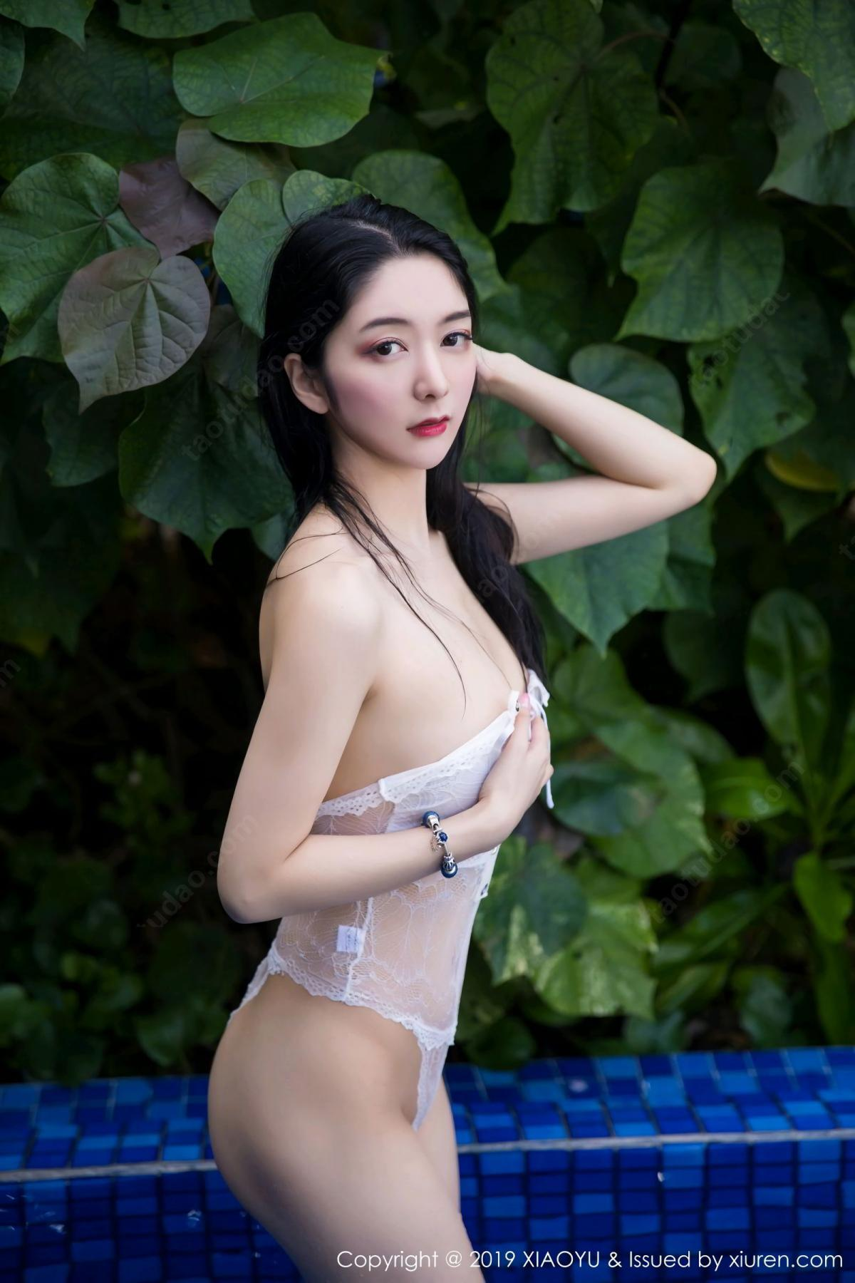 [XiaoYu] Vol.106 Di Yi 36P, Bikini, Di Yi, Swim Pool, Wet, XiaoYu
