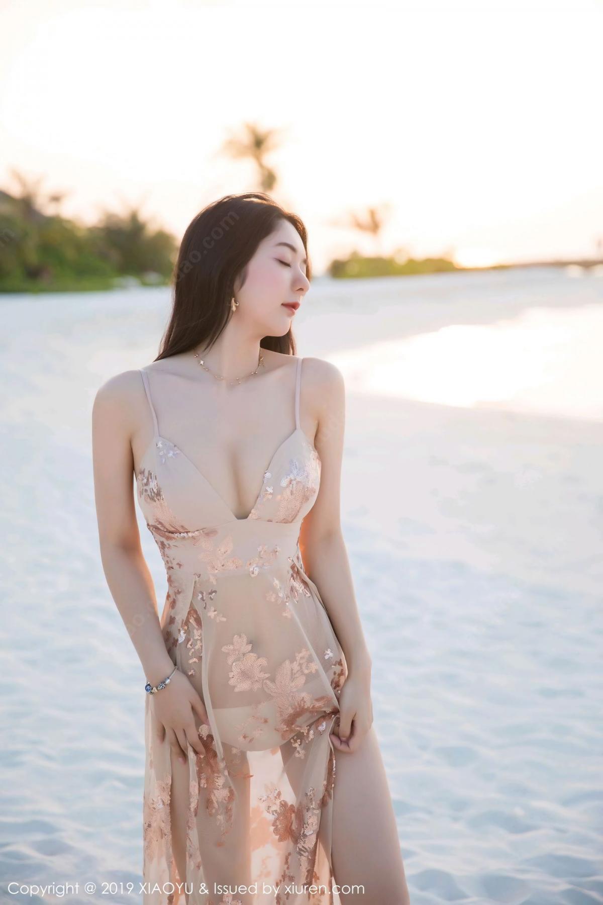 [XiaoYu] Vol.106 Di Yi 37P, Bikini, Di Yi, Swim Pool, Wet, XiaoYu
