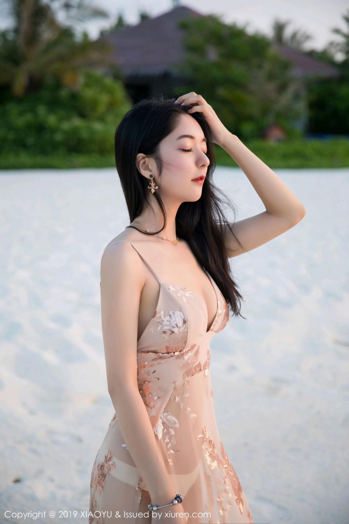 [XiaoYu] Vol.106 Di Yi 39P, Bikini, Di Yi, Swim Pool, Wet, XiaoYu