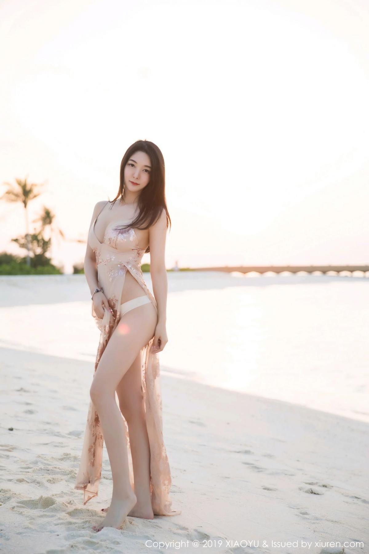 [XiaoYu] Vol.106 Di Yi 40P, Bikini, Di Yi, Swim Pool, Wet, XiaoYu