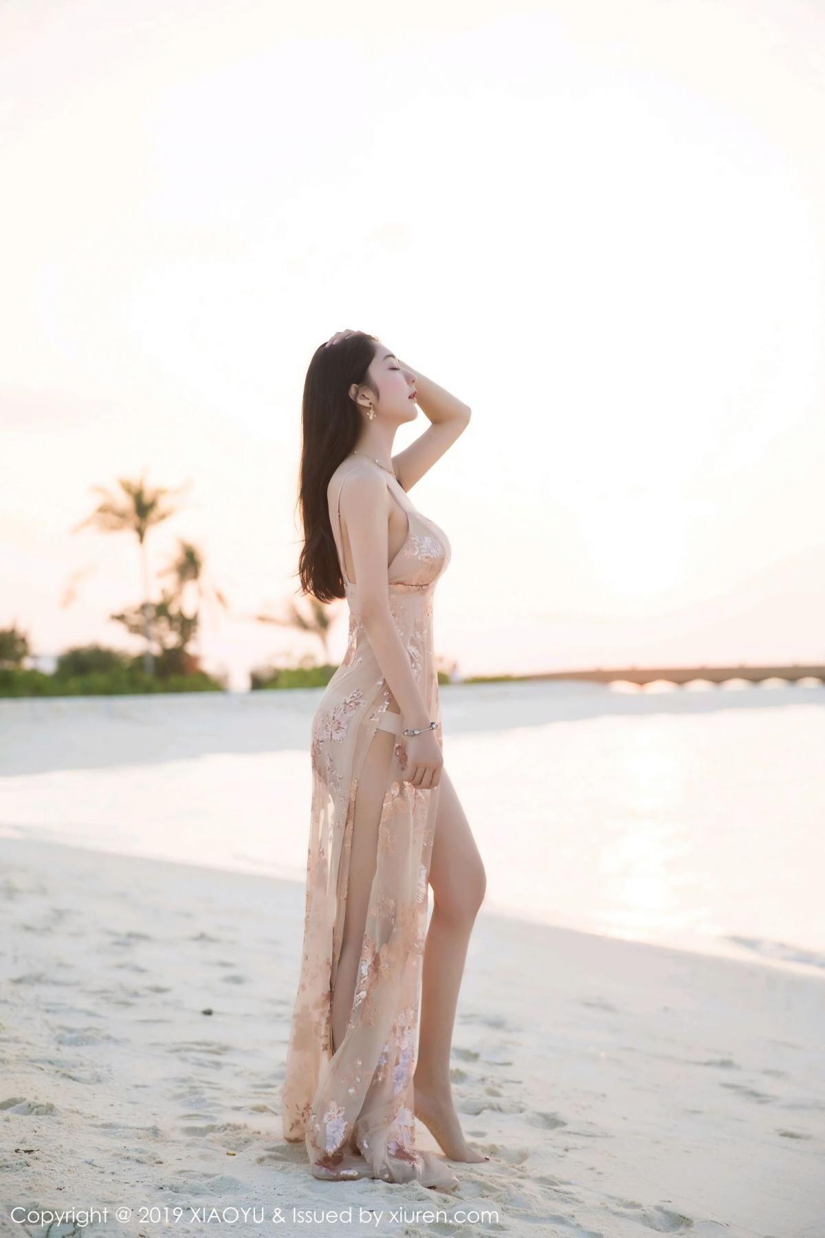 [XiaoYu] Vol.106 Di Yi 41P, Bikini, Di Yi, Swim Pool, Wet, XiaoYu