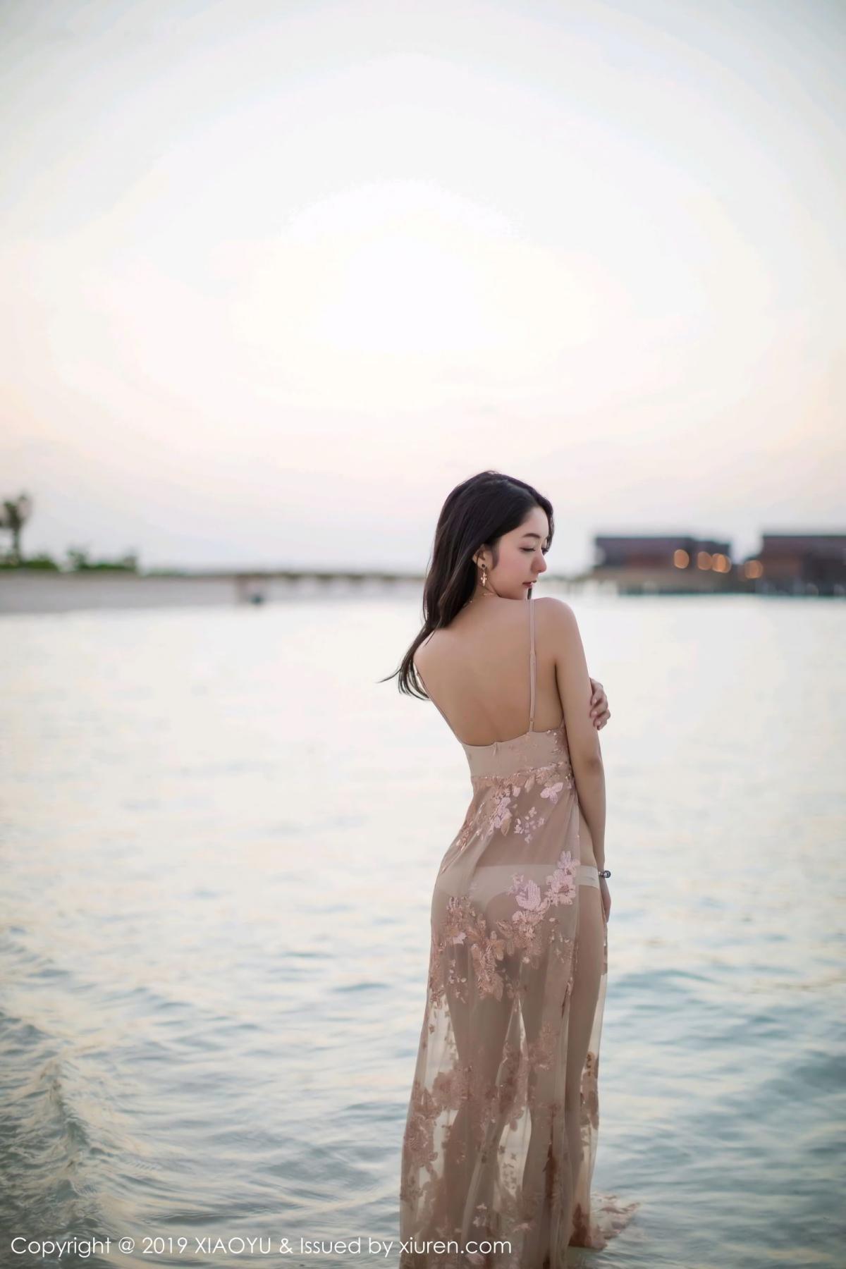 [XiaoYu] Vol.106 Di Yi 44P, Bikini, Di Yi, Swim Pool, Wet, XiaoYu