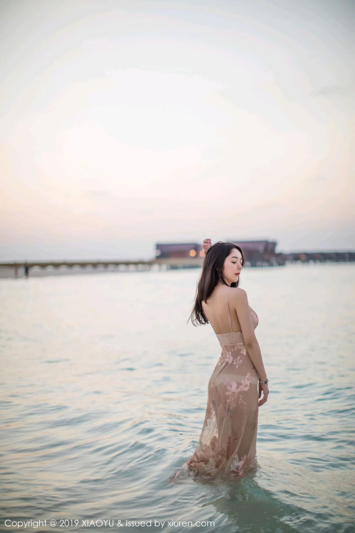 [XiaoYu] Vol.106 Di Yi 45P, Bikini, Di Yi, Swim Pool, Wet, XiaoYu